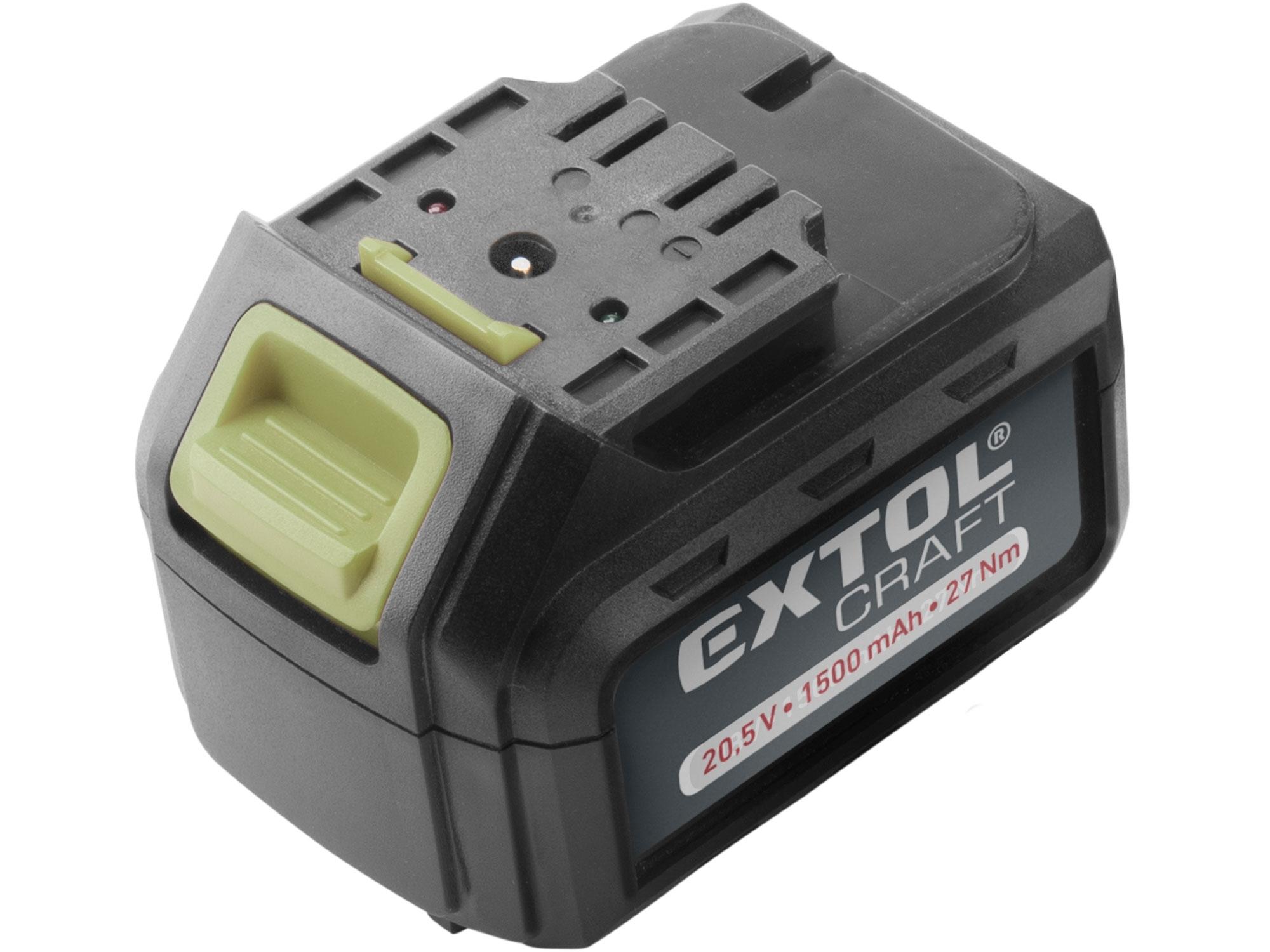baterie akumulátorová, 18V Li-ion, 1500mAh