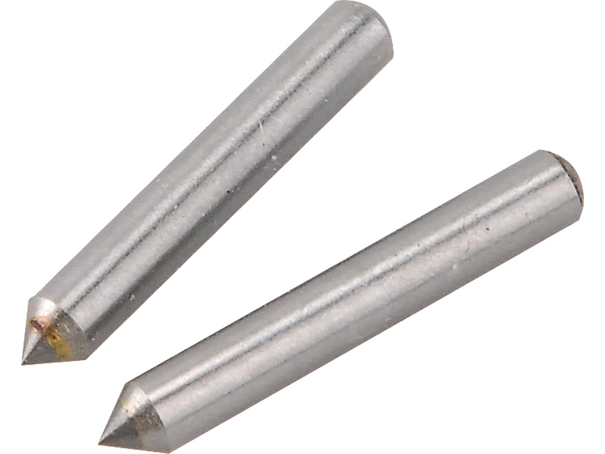 Náhradní hrot, 2ks,∅3,1x21mm, karbid wolframu