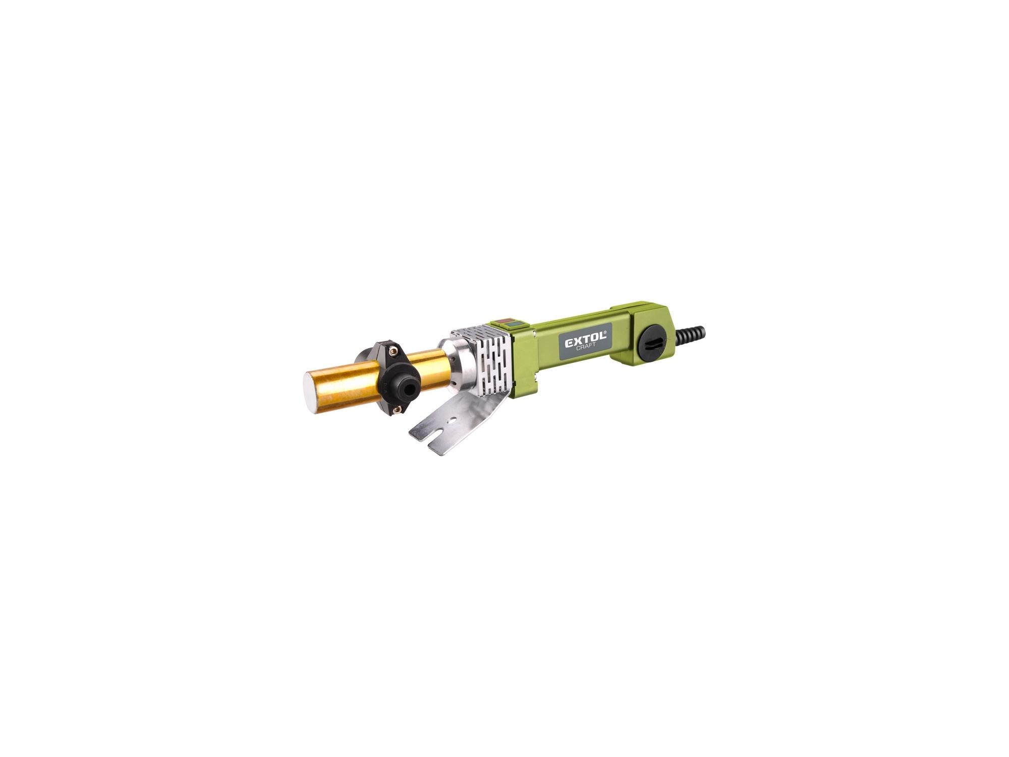 Svářečka polyfúzní, 800W EXTOL CRAFT 419312