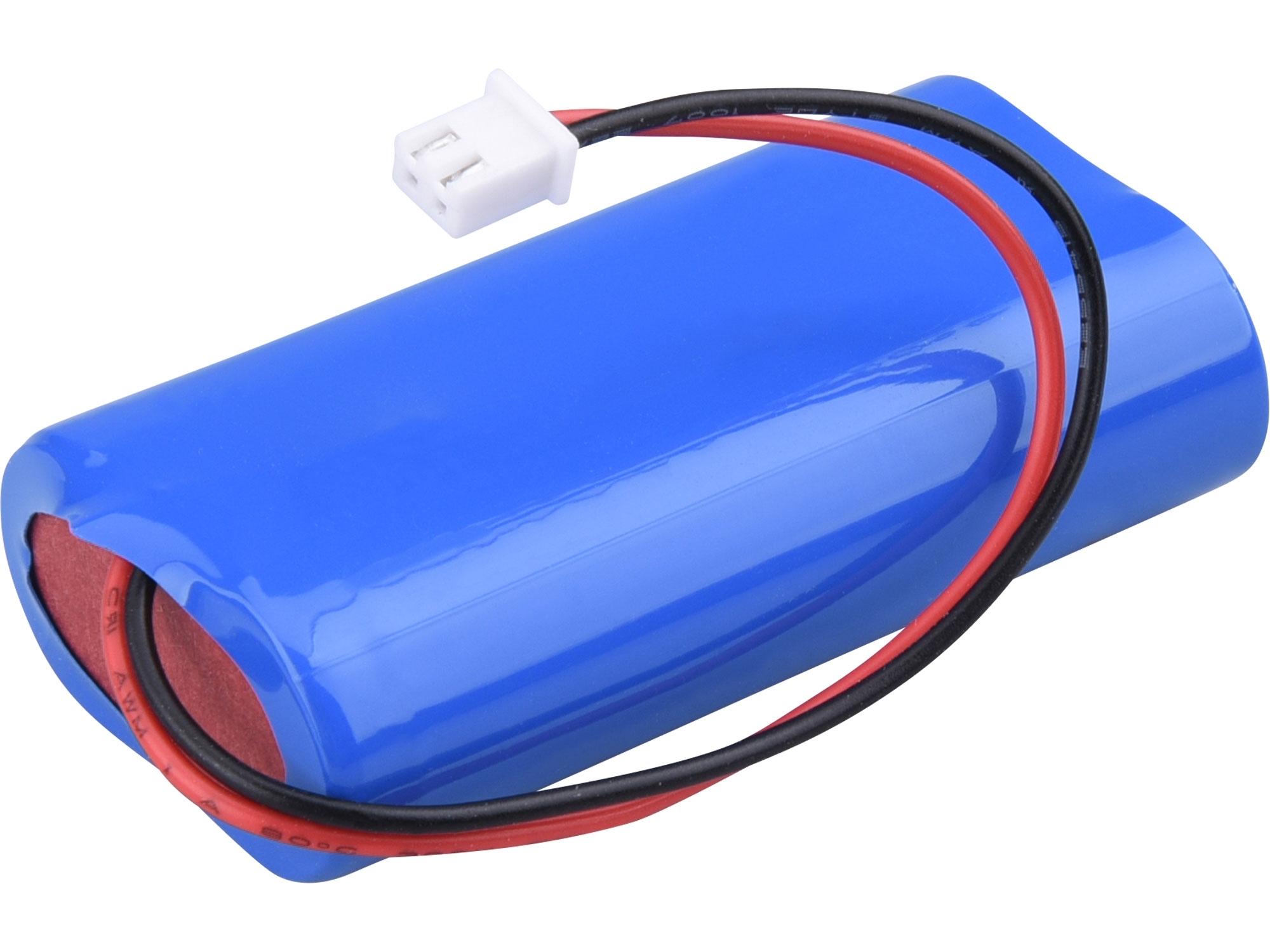 baterie náhradní 3,7V, Li-Ion, 4000mAh