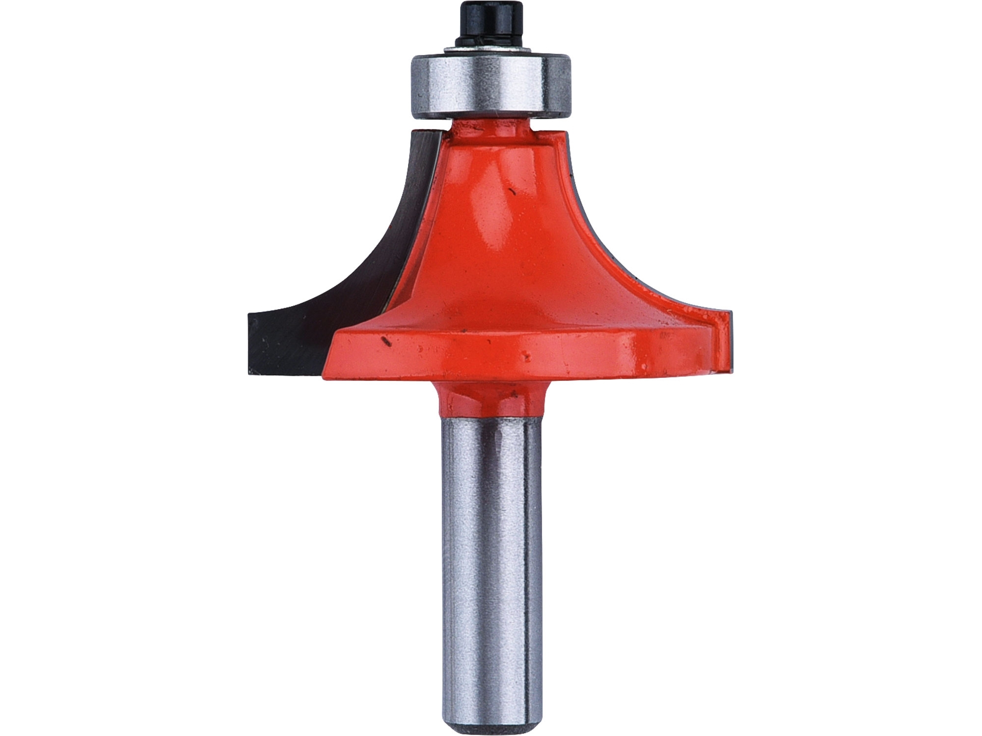 fréza zaoblovací (vydutá) do dřeva, R12,7 x D38,1 x H19; průměr stopky 8mm