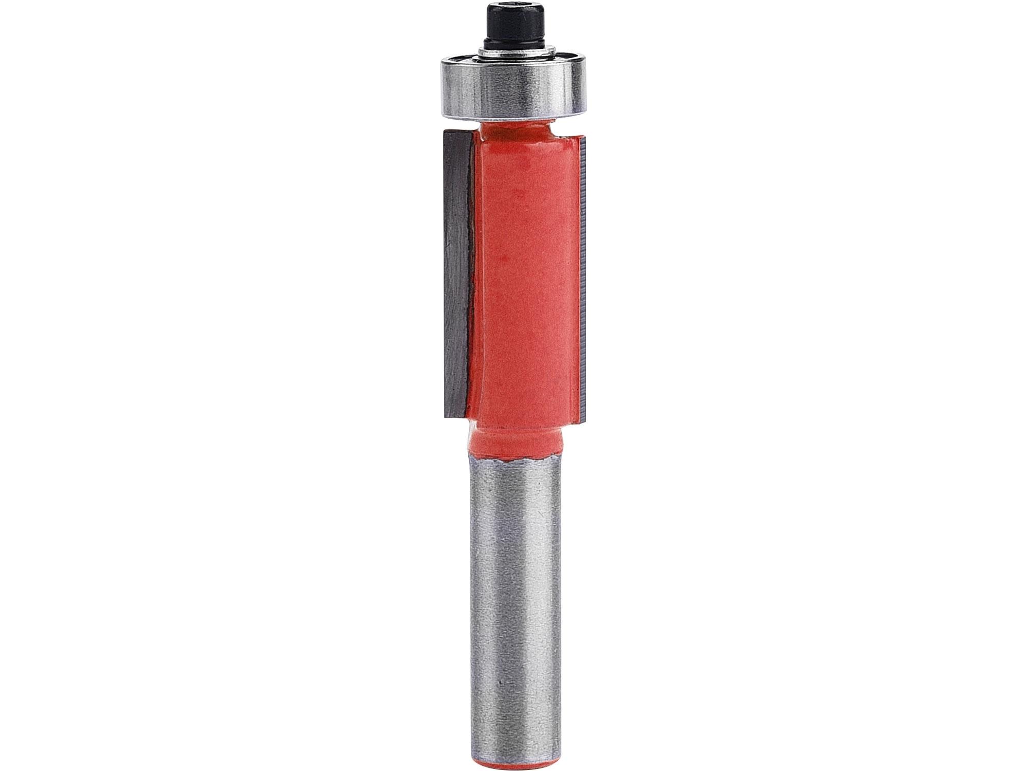 fréza ořezávací do dřeva, D12,7 x H25; průměr stopky 8mm