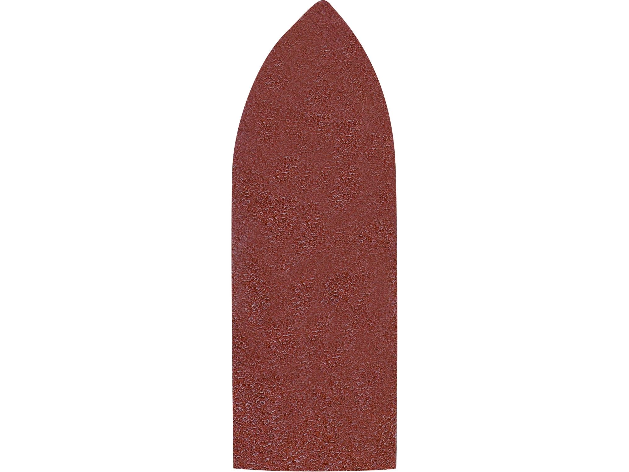 papíry brusné palec, suchý zip, bal.30ks, 92x33mm, P100, P120, P180