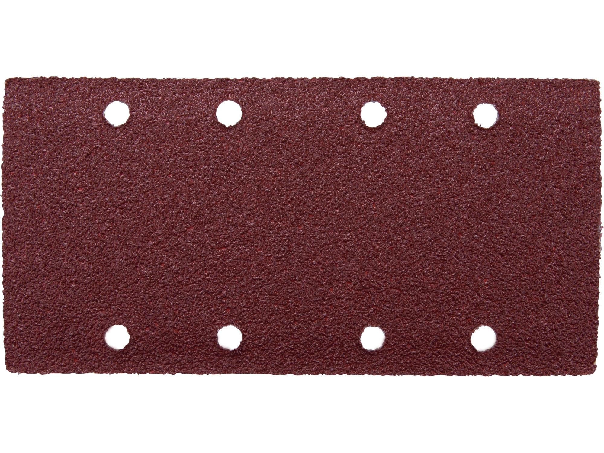 papíry brusné, suchý zip, bal. 10ks, 185x93mm, P40