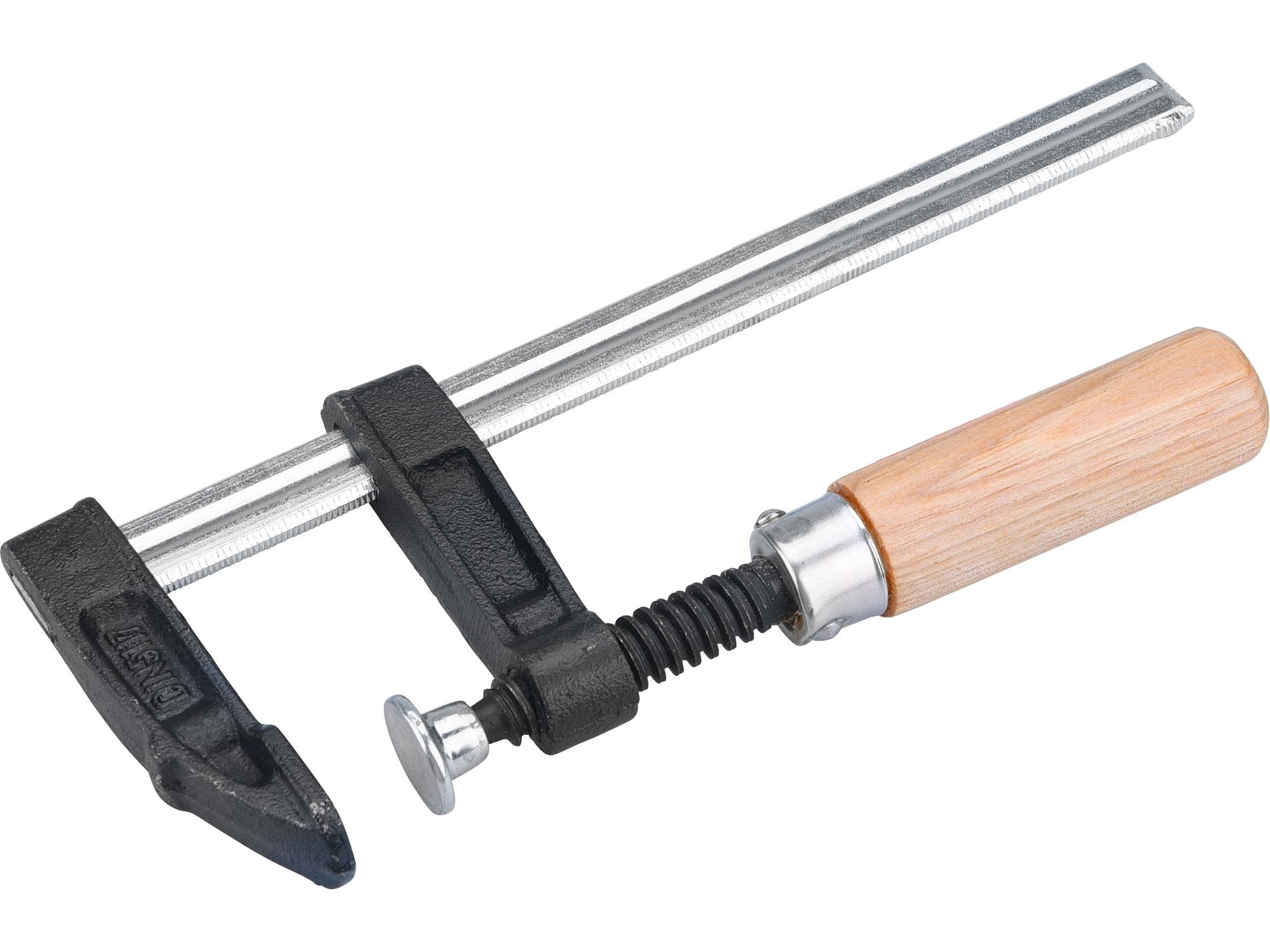 svěrka F - stolařská, 150x50mm