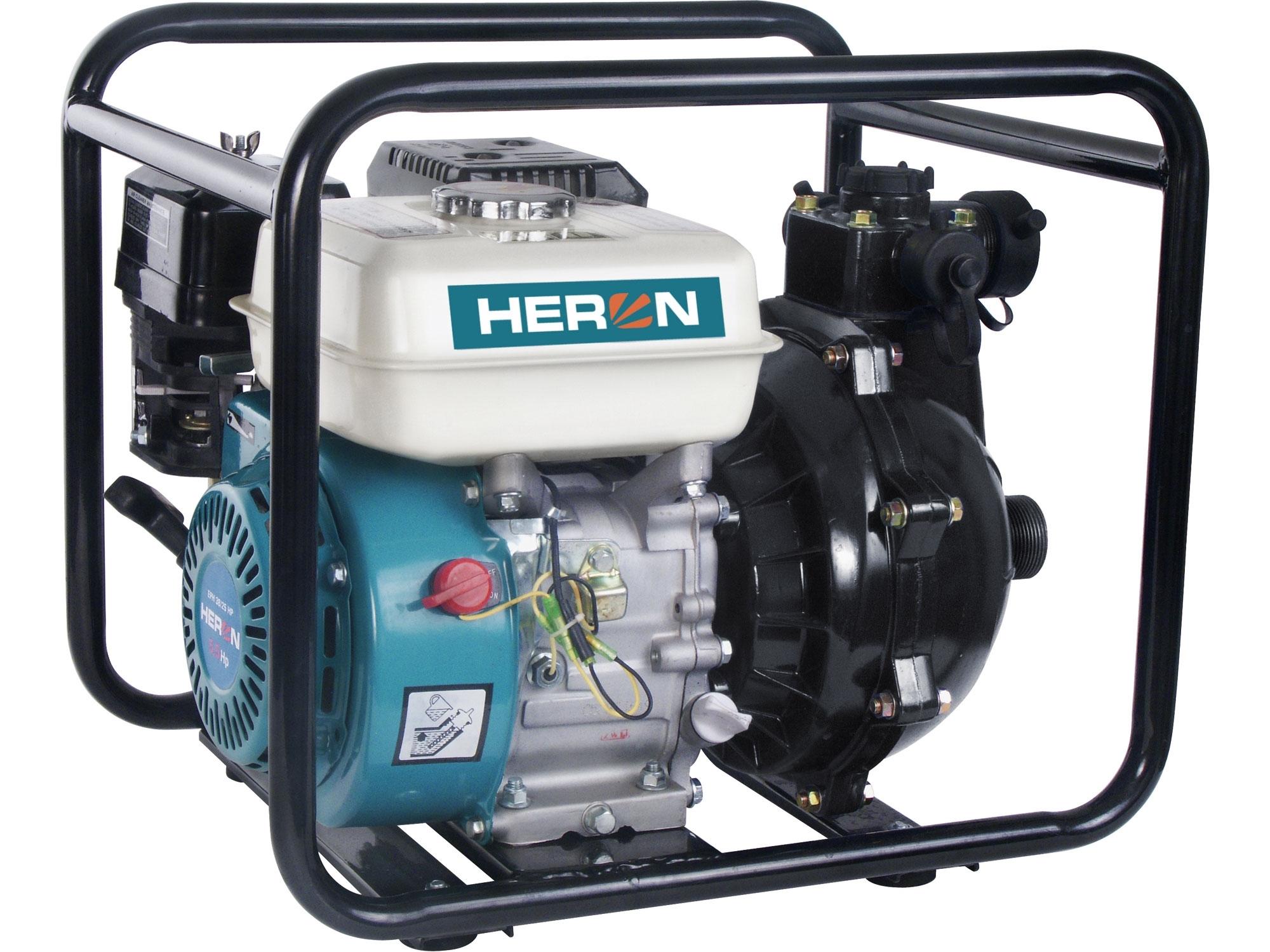 HERON čerpadlo motorové tlakové 6,5HP