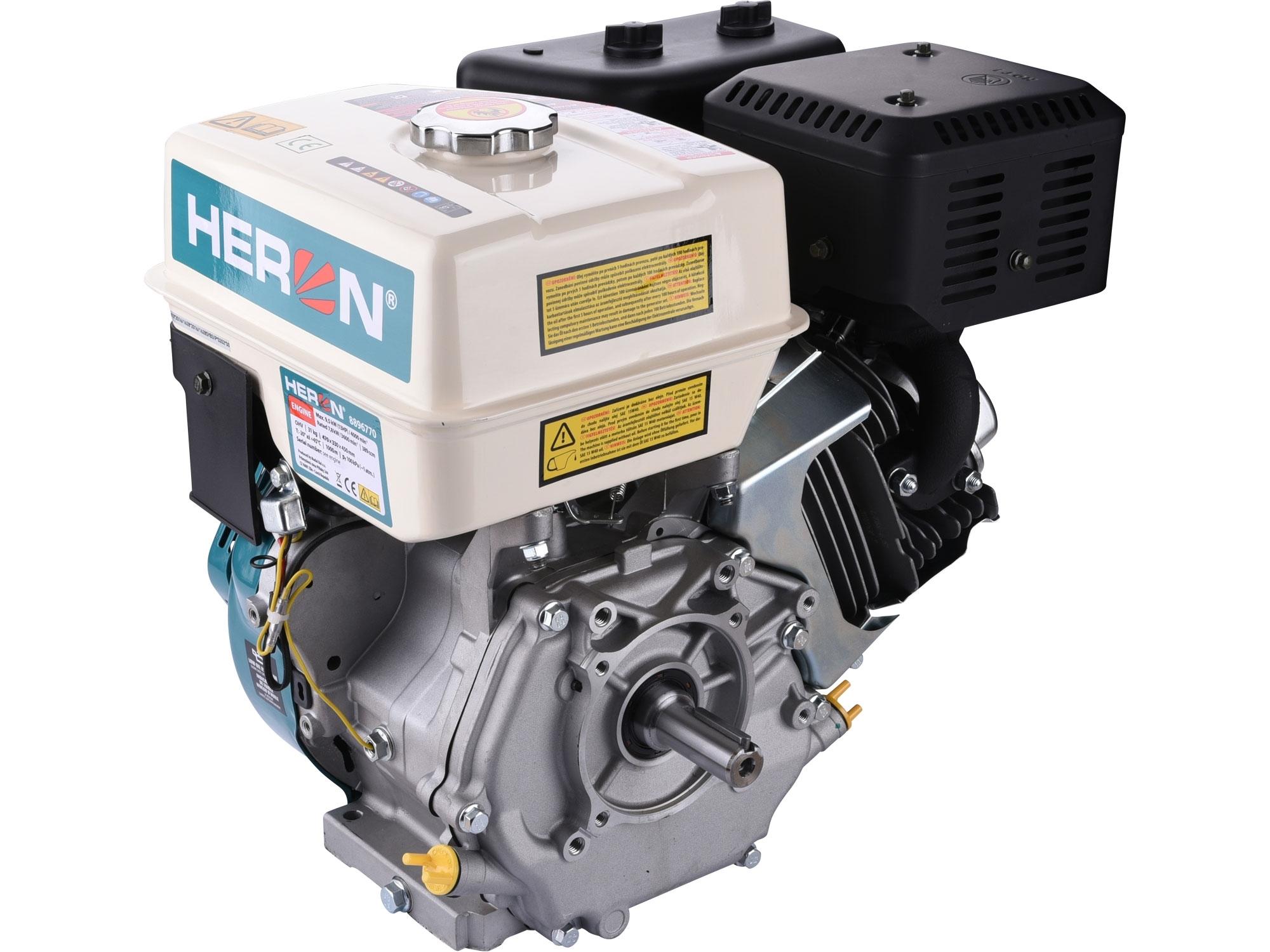 HERON motor samostatný, 389ccm, 13HP