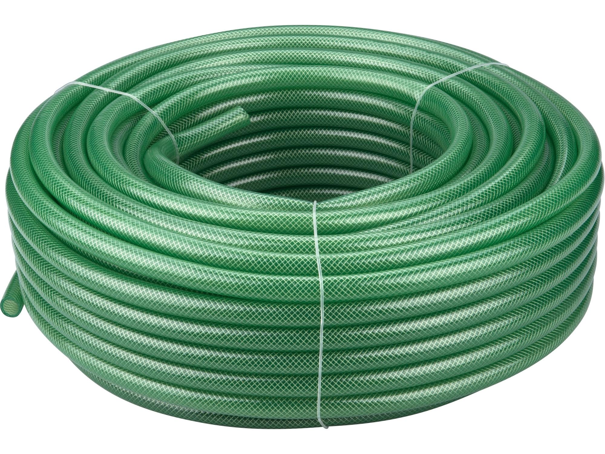 """hadice zahradní průhledná GARDEN, 1/2"""",50m, 100g/m"""