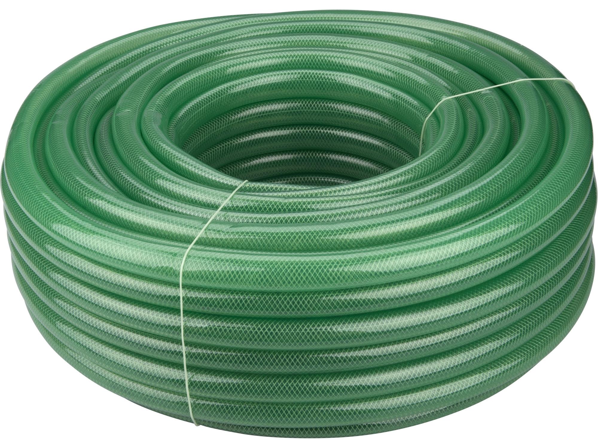 """hadice zahradní průhledná GARDEN, 3/4"""",50m, 200g/m"""