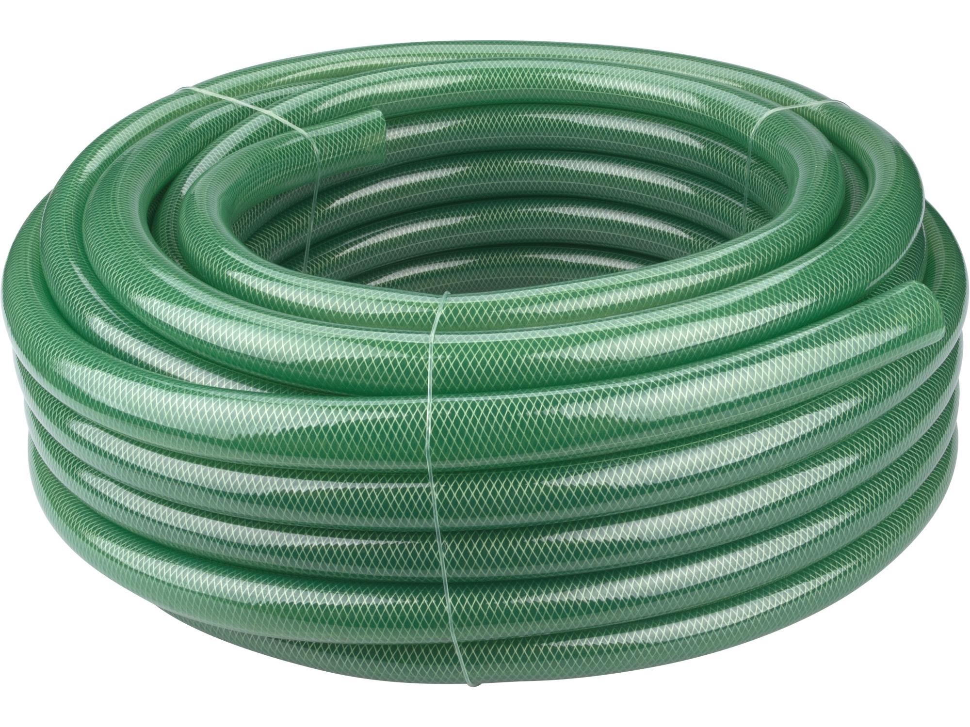 """hadice zahradní průhledná GARDEN, 1"""", 25m, 320g/m"""