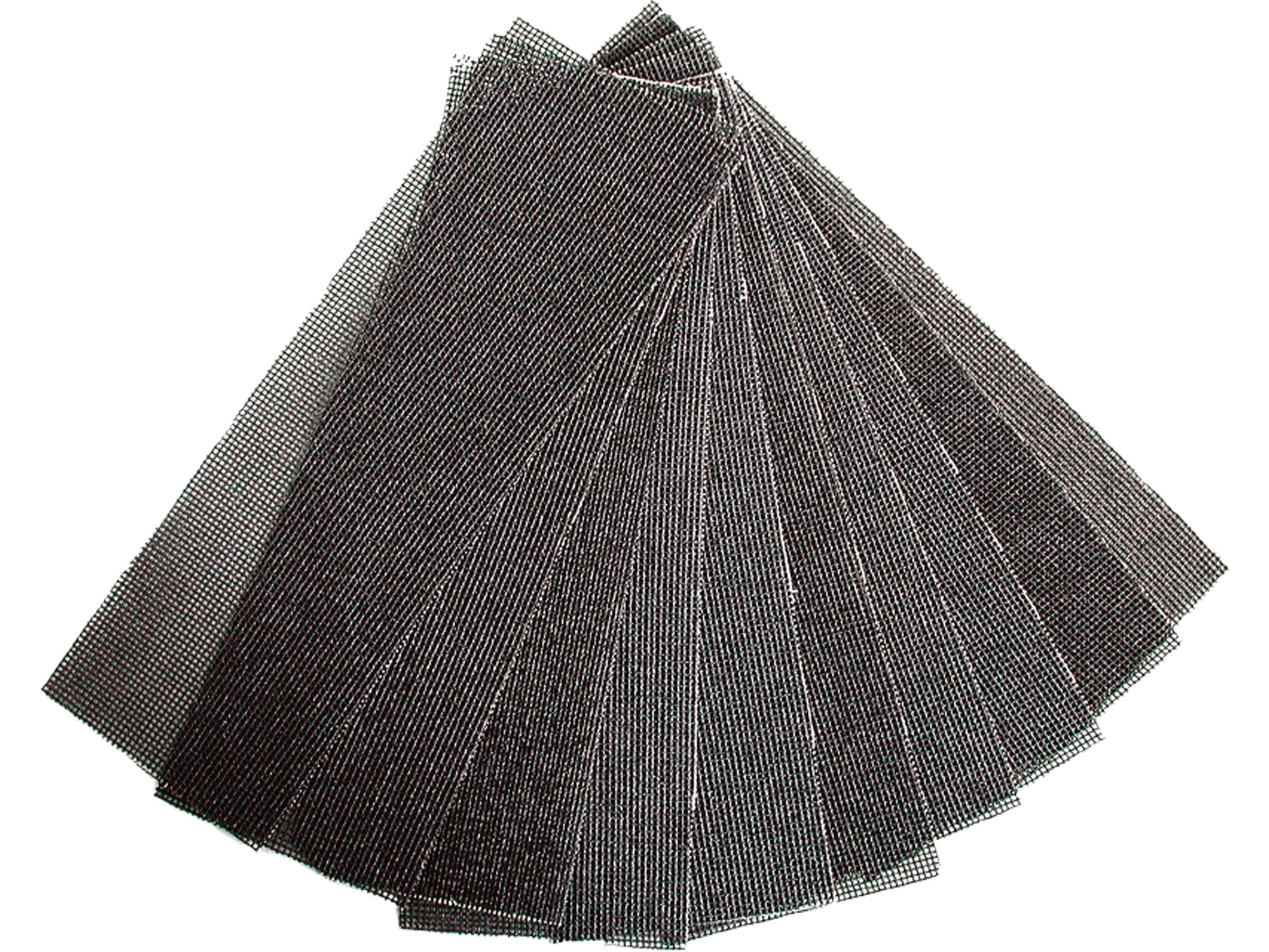 brusné mřížky, balení 10ks, 93x280mm, P80