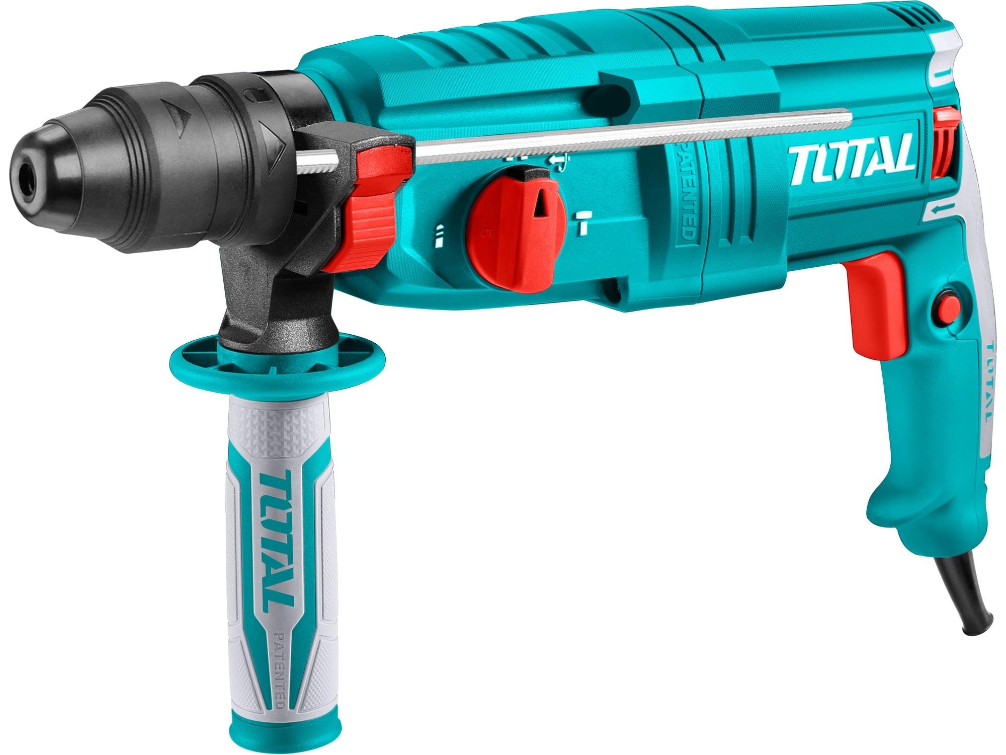 TOTAL TH308268-2 Kladivo vrtací SDS Plus, 2,5J