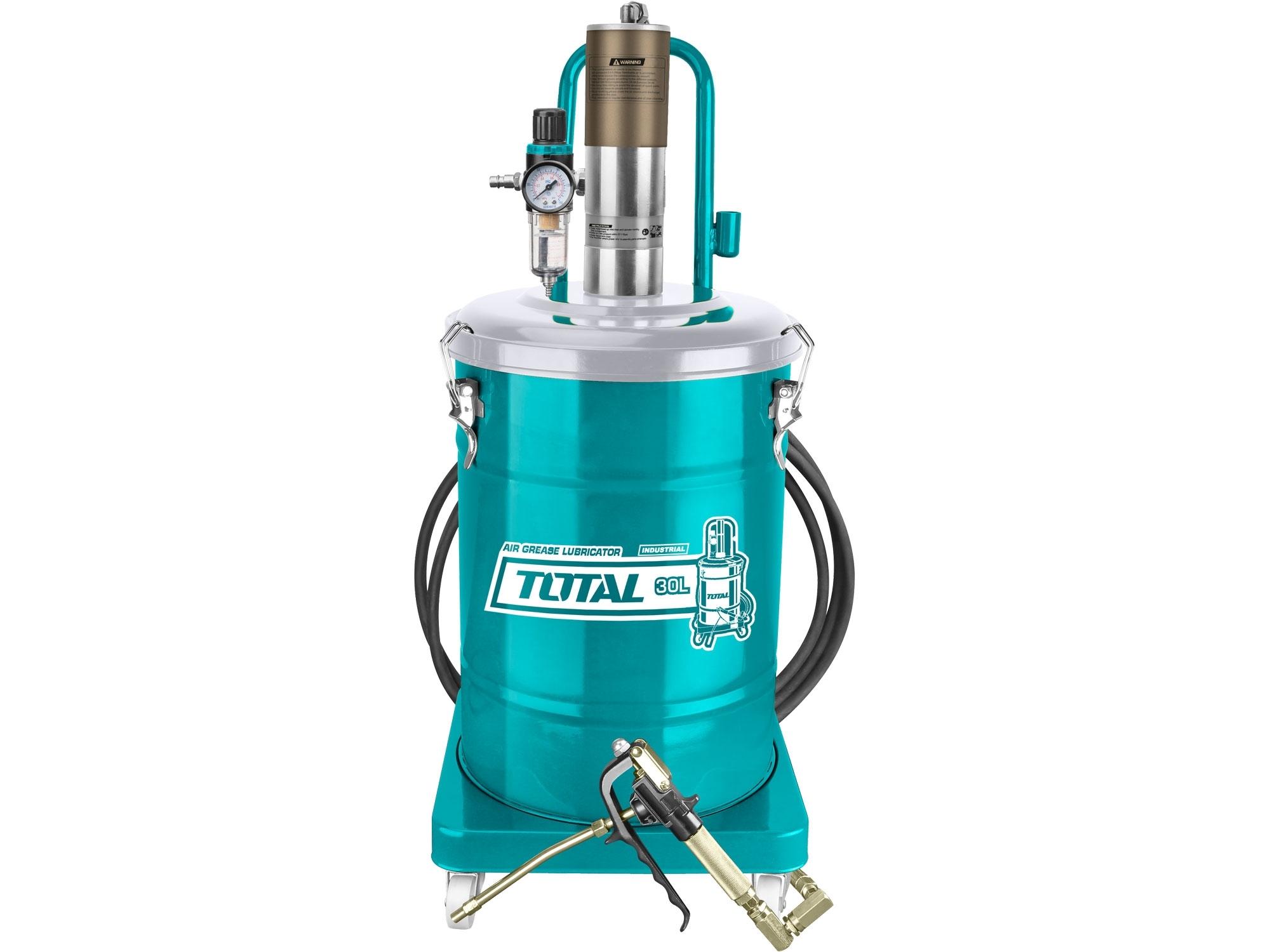 TOTAL THT118302 Pneumatický mazací lis, industrial