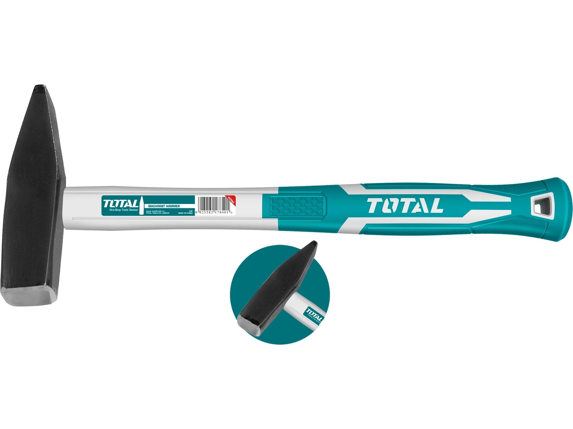 TOTAL THT7120006 kladivo zámečnické, 2000g