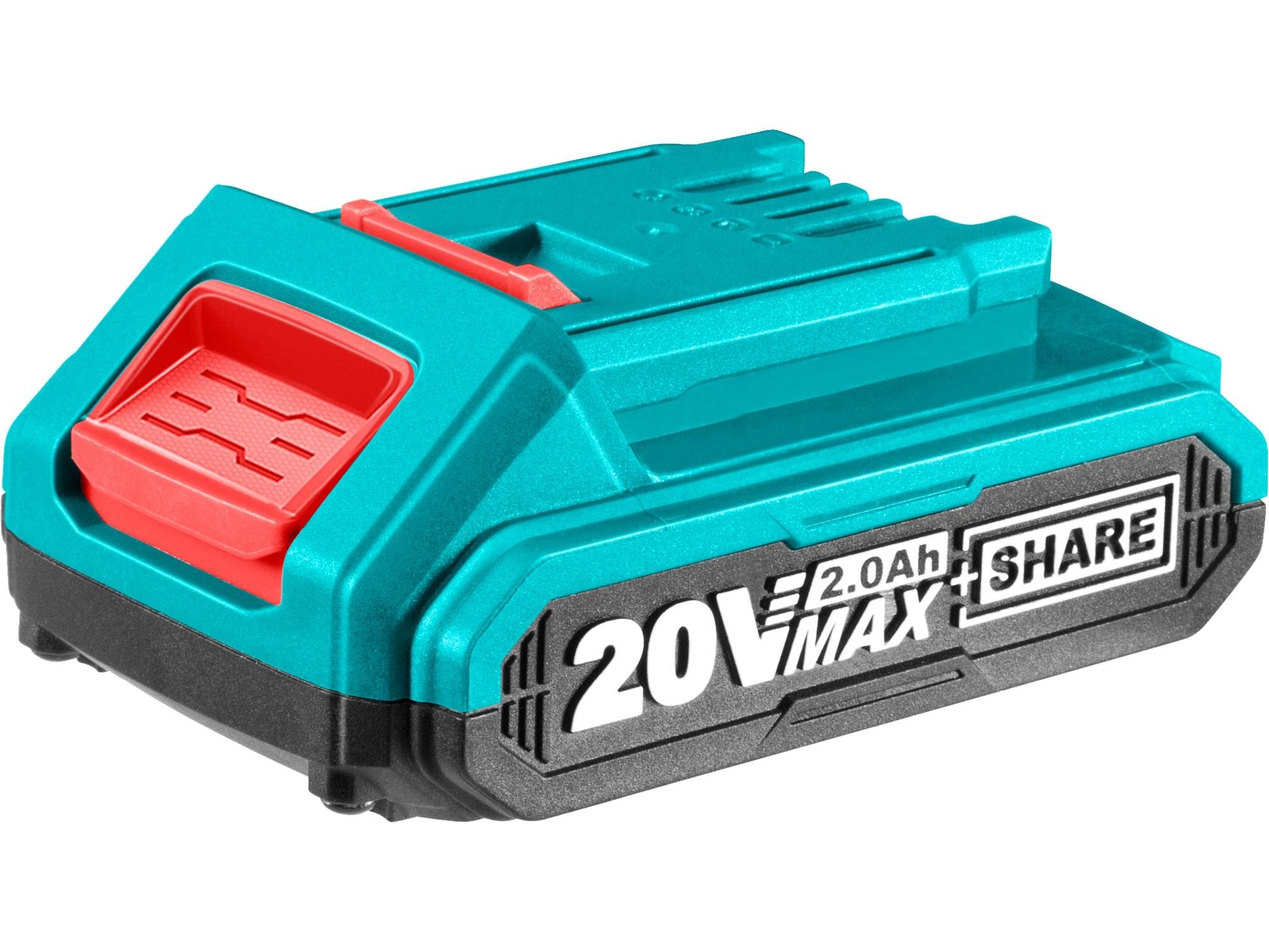baterie akumulátorová 20V, Li-ion, 2000mAh