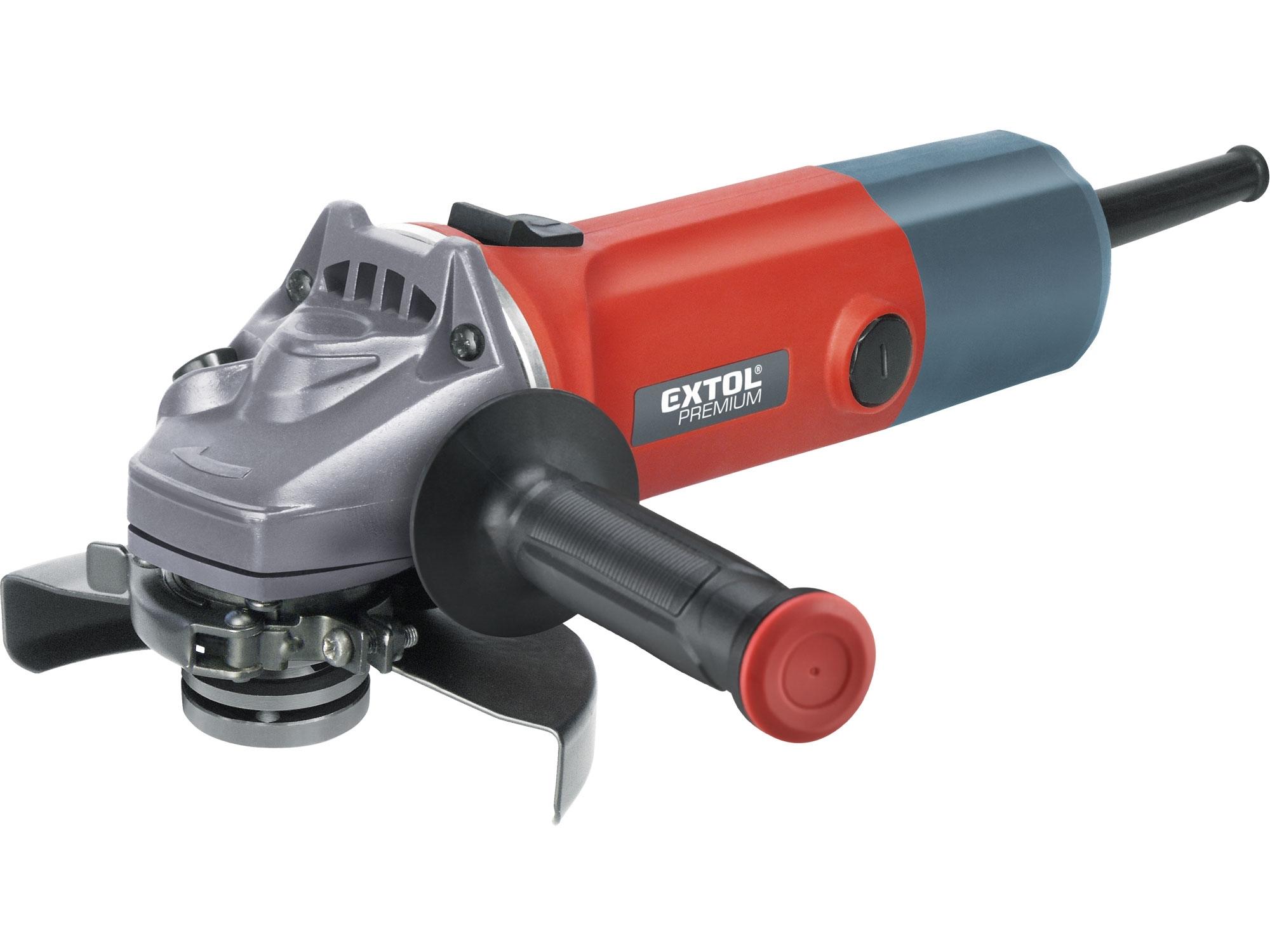 bruska úhlová, 125mm, 850W, EXTOL PREMIUM, AG 125 EP 8892013
