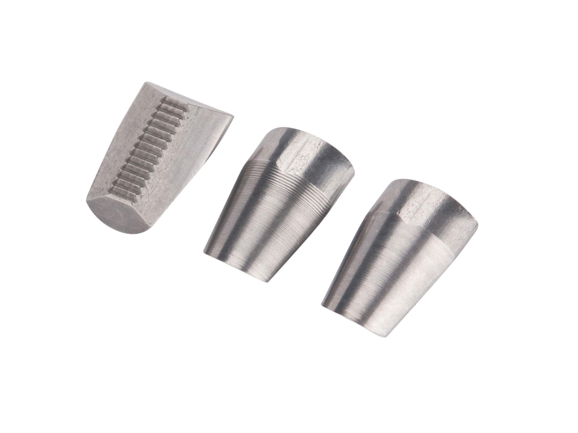 čelisti do nýtovacích kleští, 3ks, 13mm, FORTUM 4770690