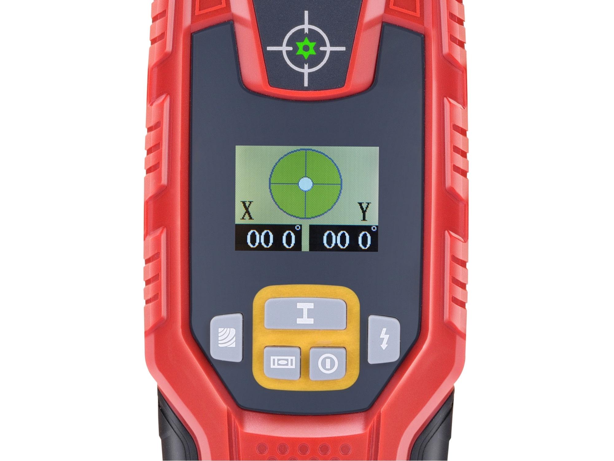 Detektor digitální EXTOL