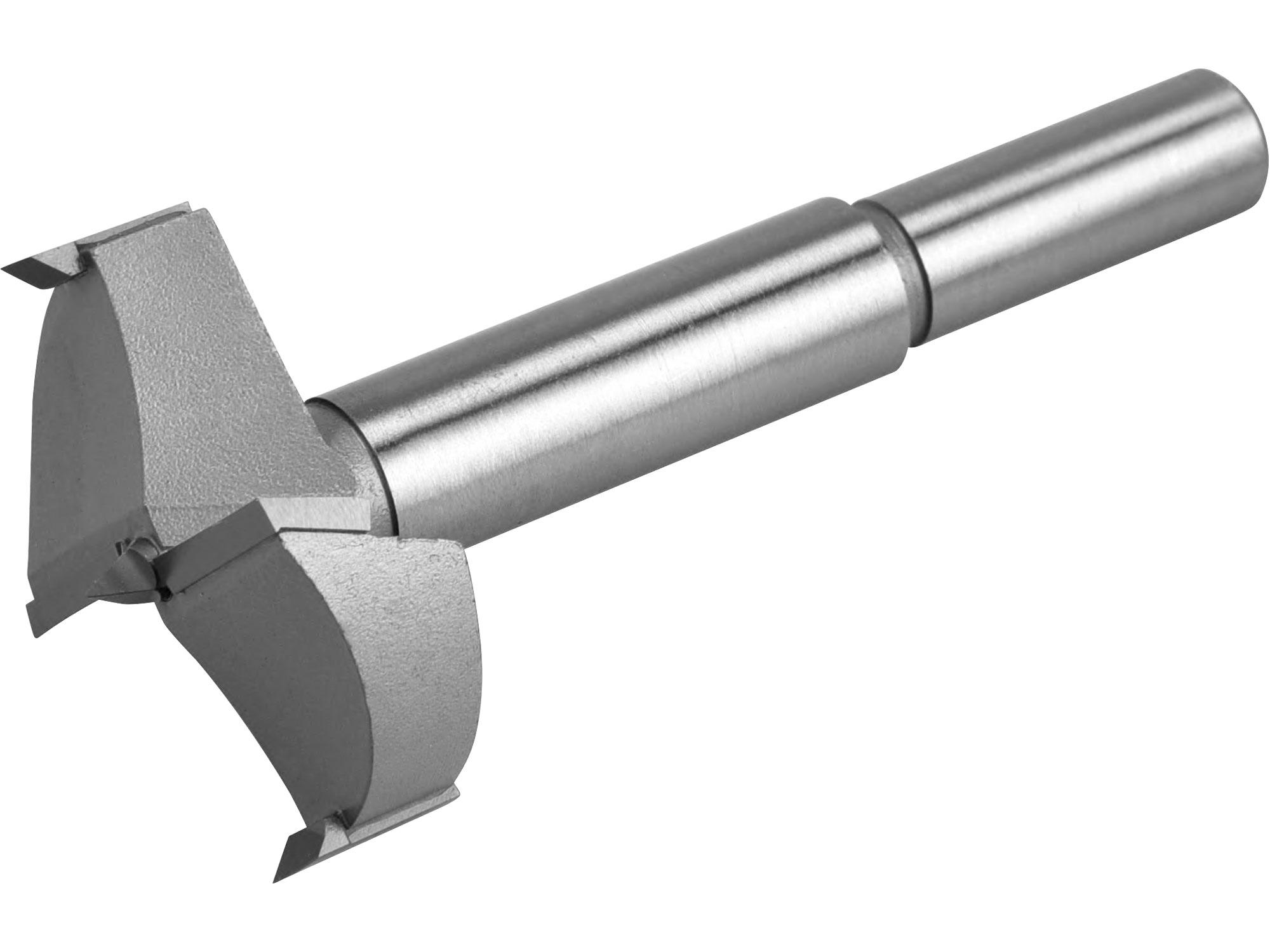 fréza čelní-sukovník do dřeva s SK plátky, průměr 40mm stopka 10mm