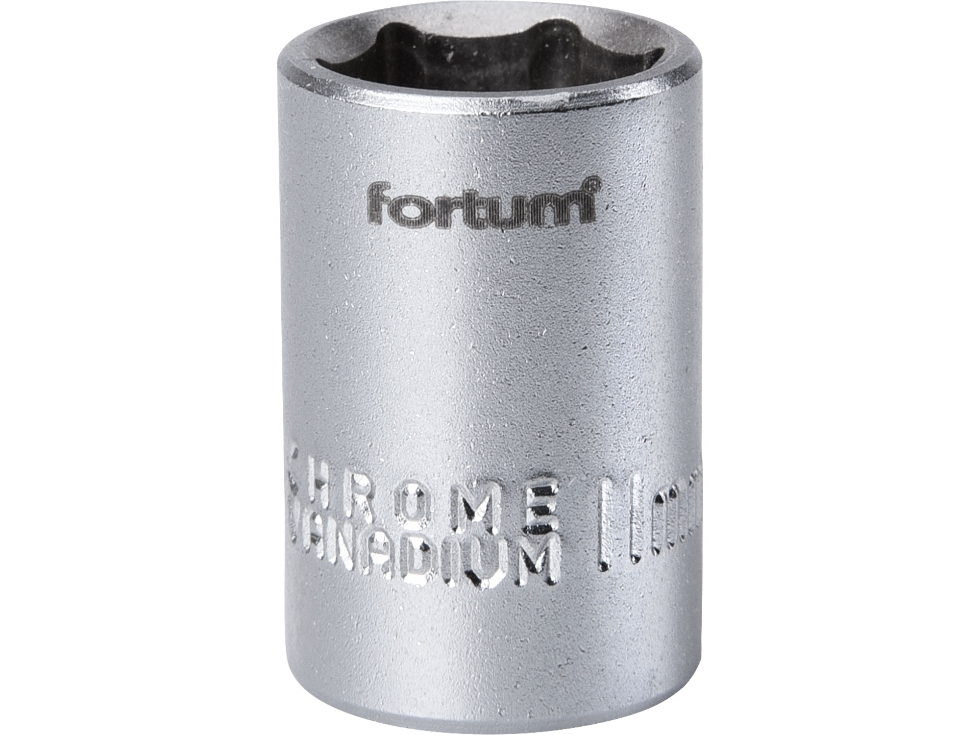 """hlavice nástrčná, 1/4"""", 11mm, L 25mm, FORTUM 4701411"""