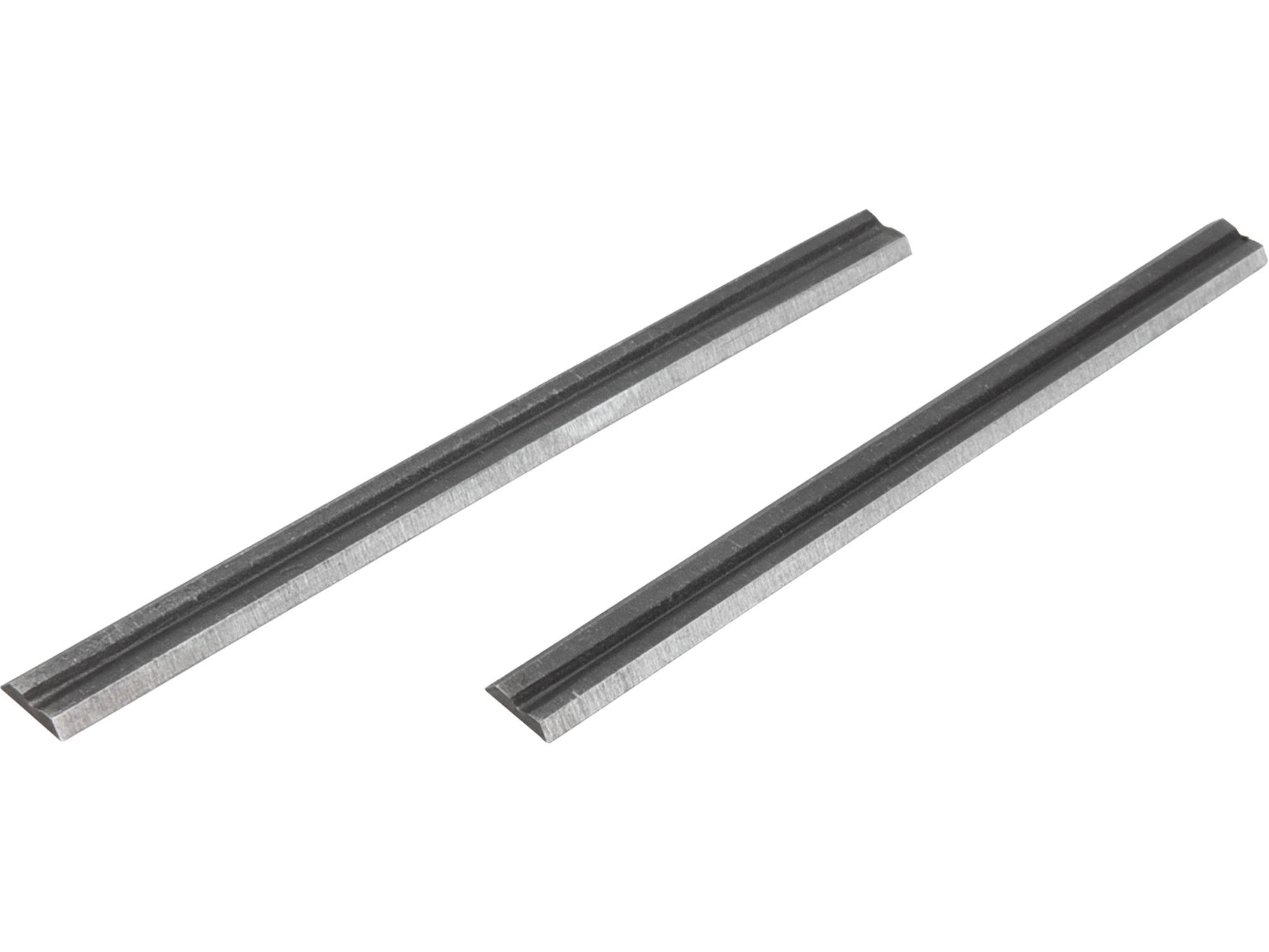 HSS hoblovací nože 2ks, 82x5,7x1mm