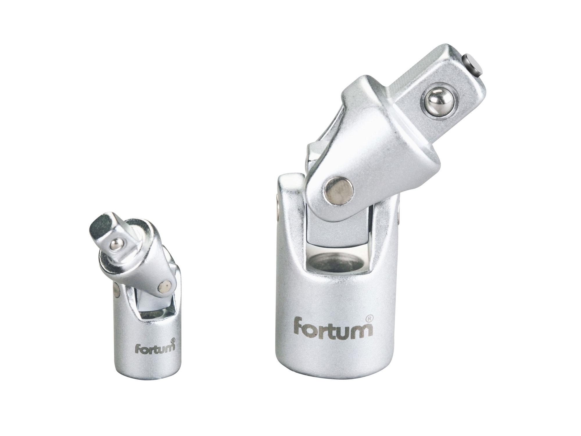 "kardan univerzální, 1/2"", L 71mm, s magnetem, FORTUM 4700912"