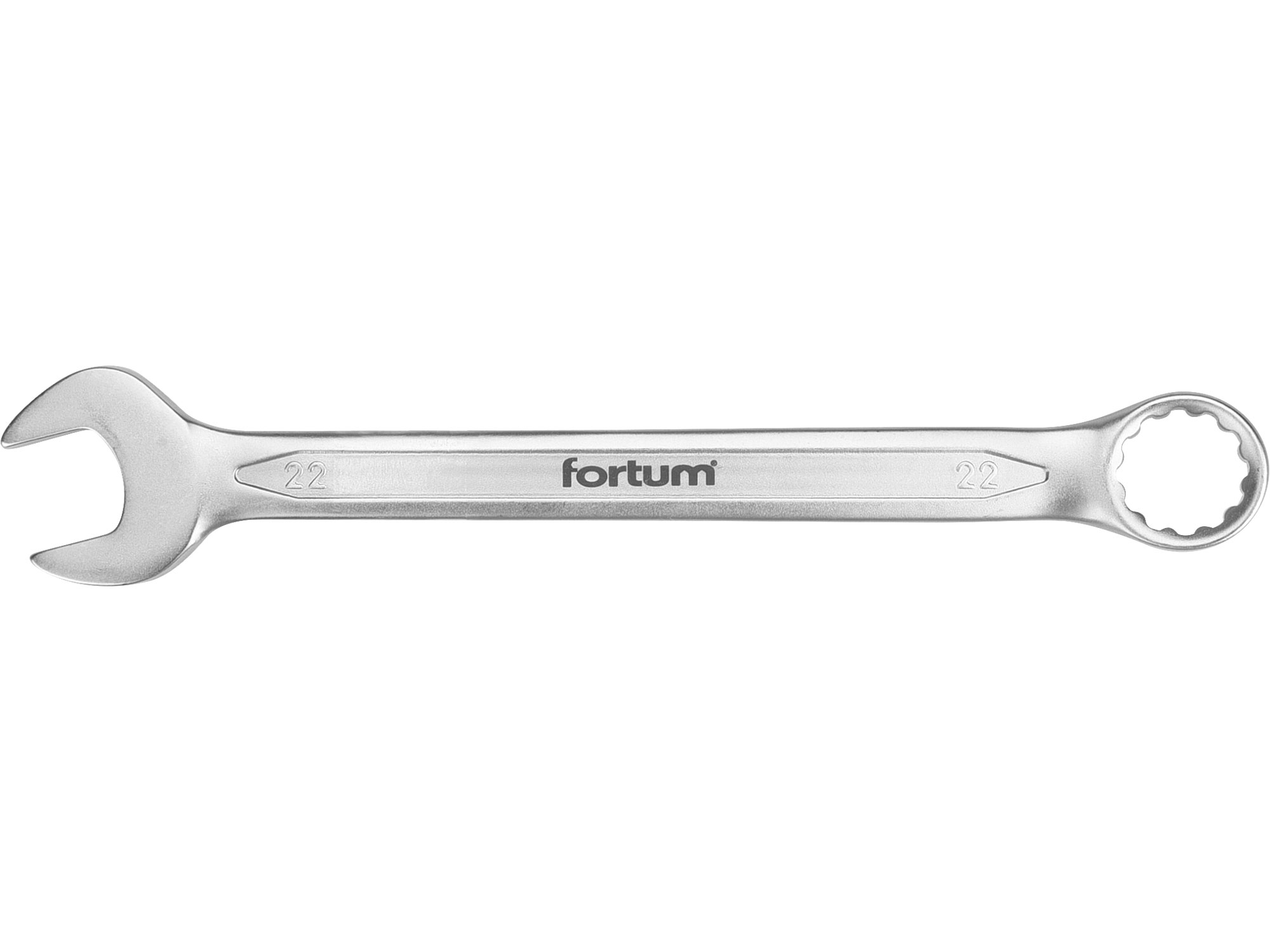 klíč očkoplochý, 22mm, L 272mm, FORTUM 4730222