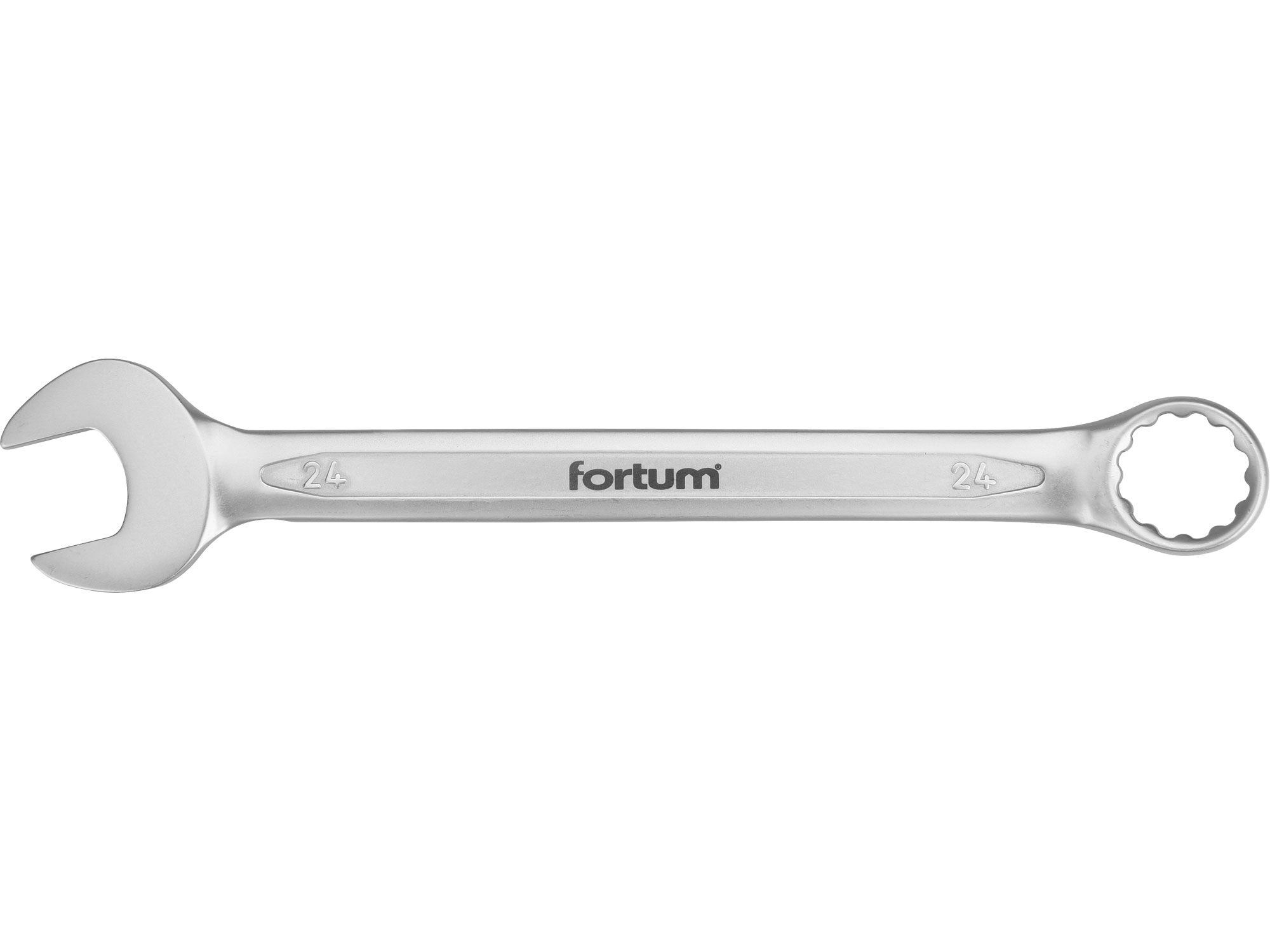 klíč očkoplochý, 24mm, L 290mm, FORTUM 4730224