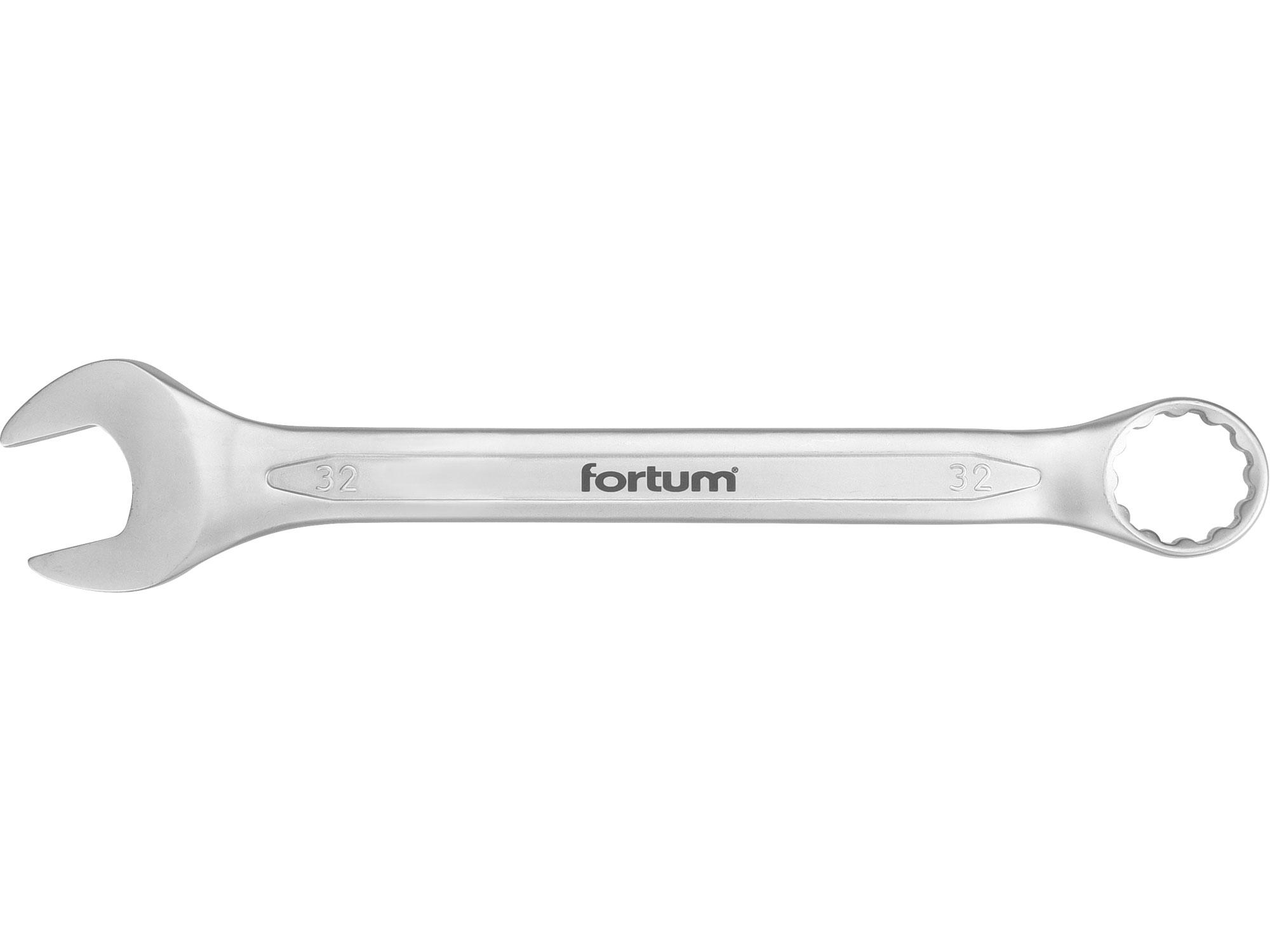 klíč očkoplochý, 32mm, L 372mm, FORTUM 4730232