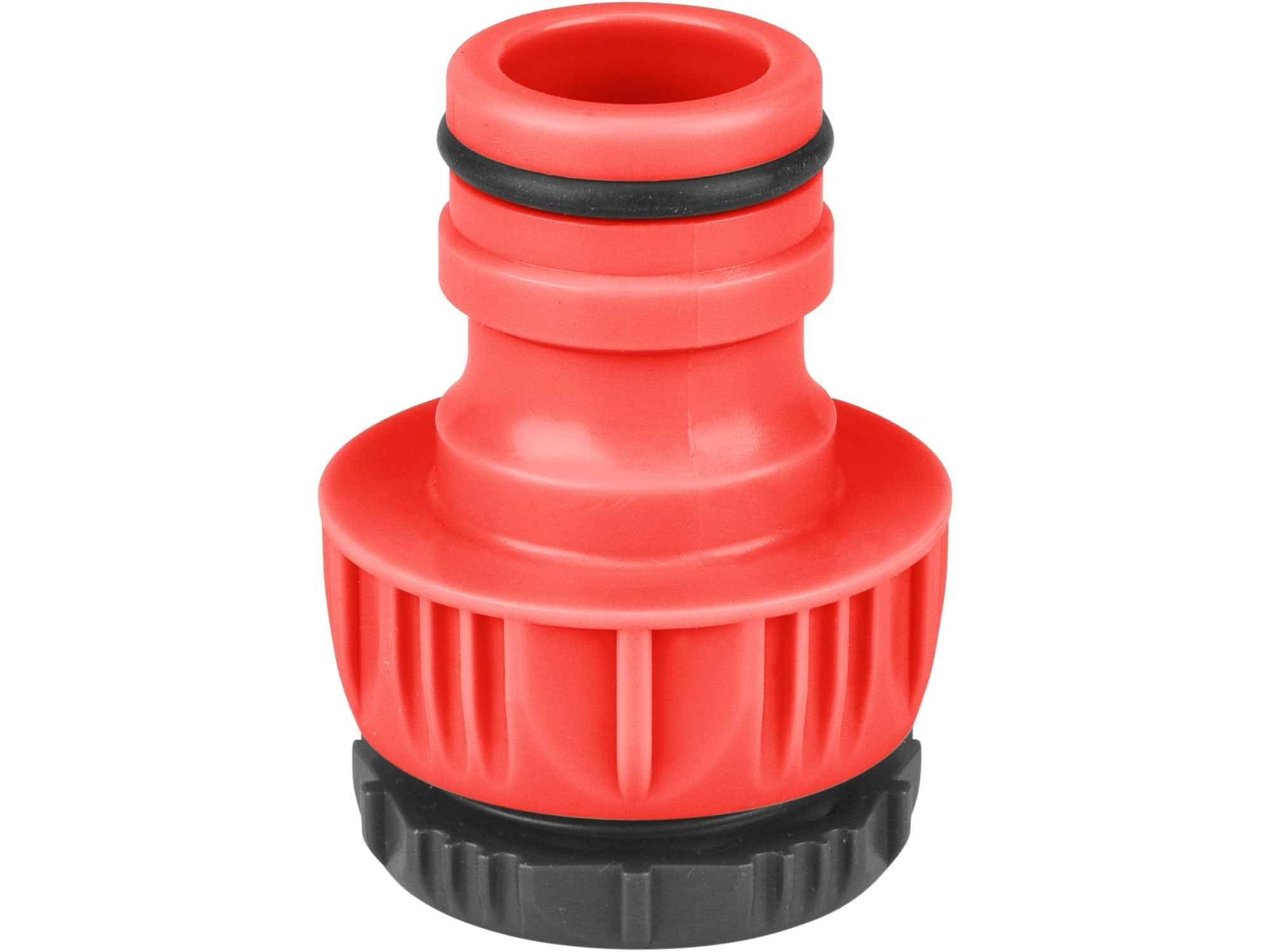 "adaptér na kohoutek vnitř. závit na konektor 1"" systém, 1""-3/4"" vnitřní závit na 1"" konektor"