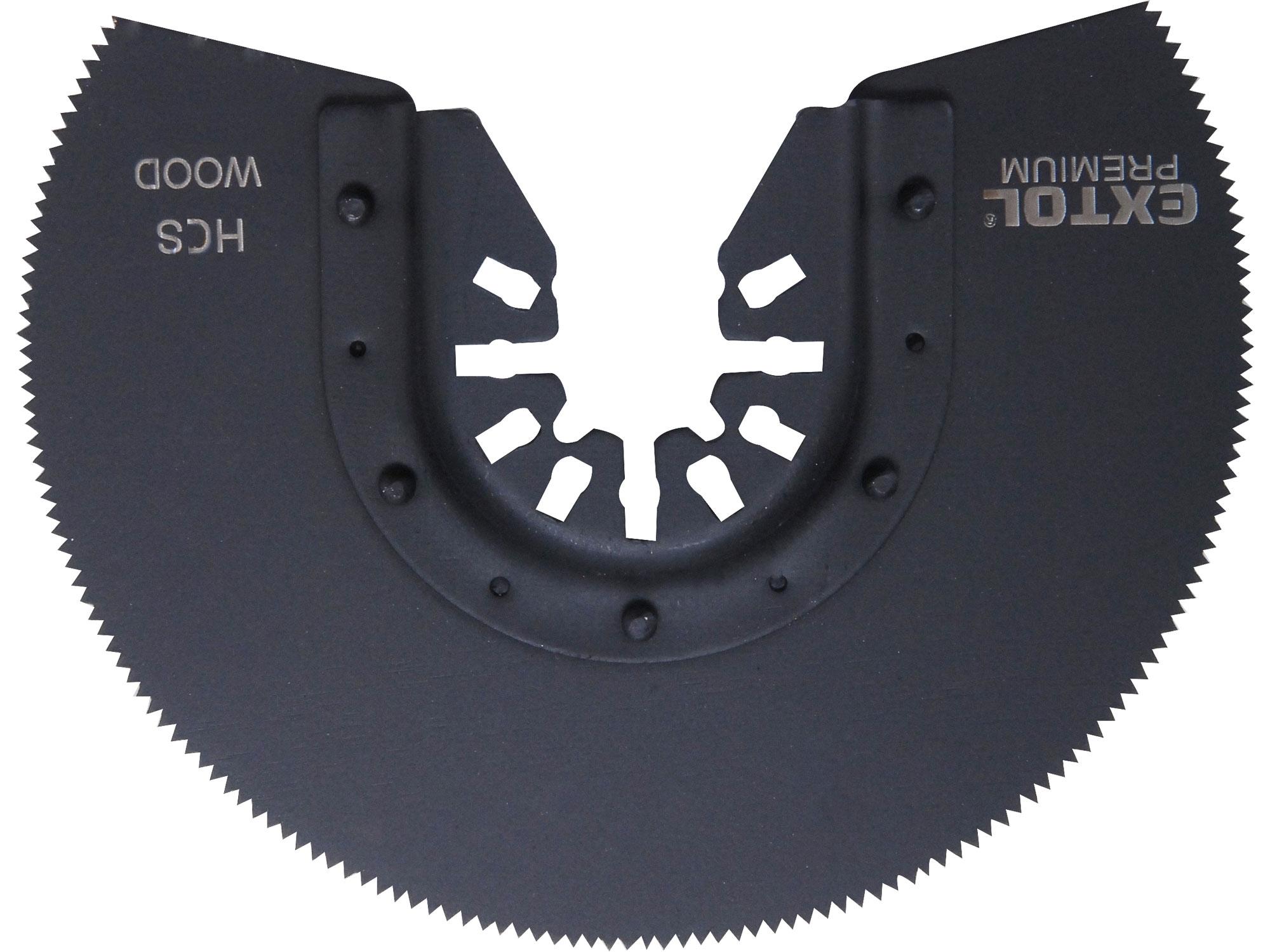 kotouč segmentový pilový na dřevo, 88mm, HCS, EXTOL PREMIUM 8803854
