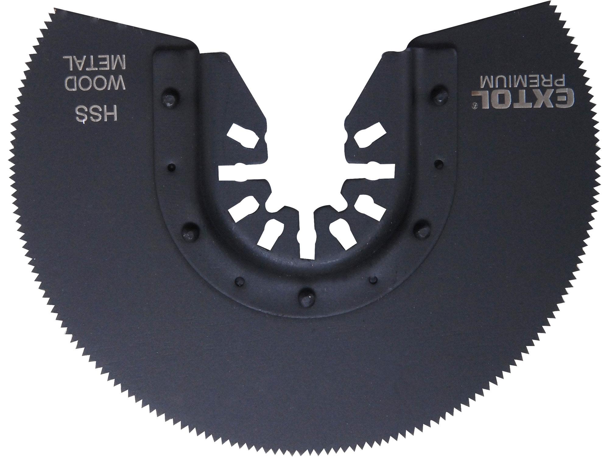 kotouč segmentový pilový na kov, 88mm, HSS