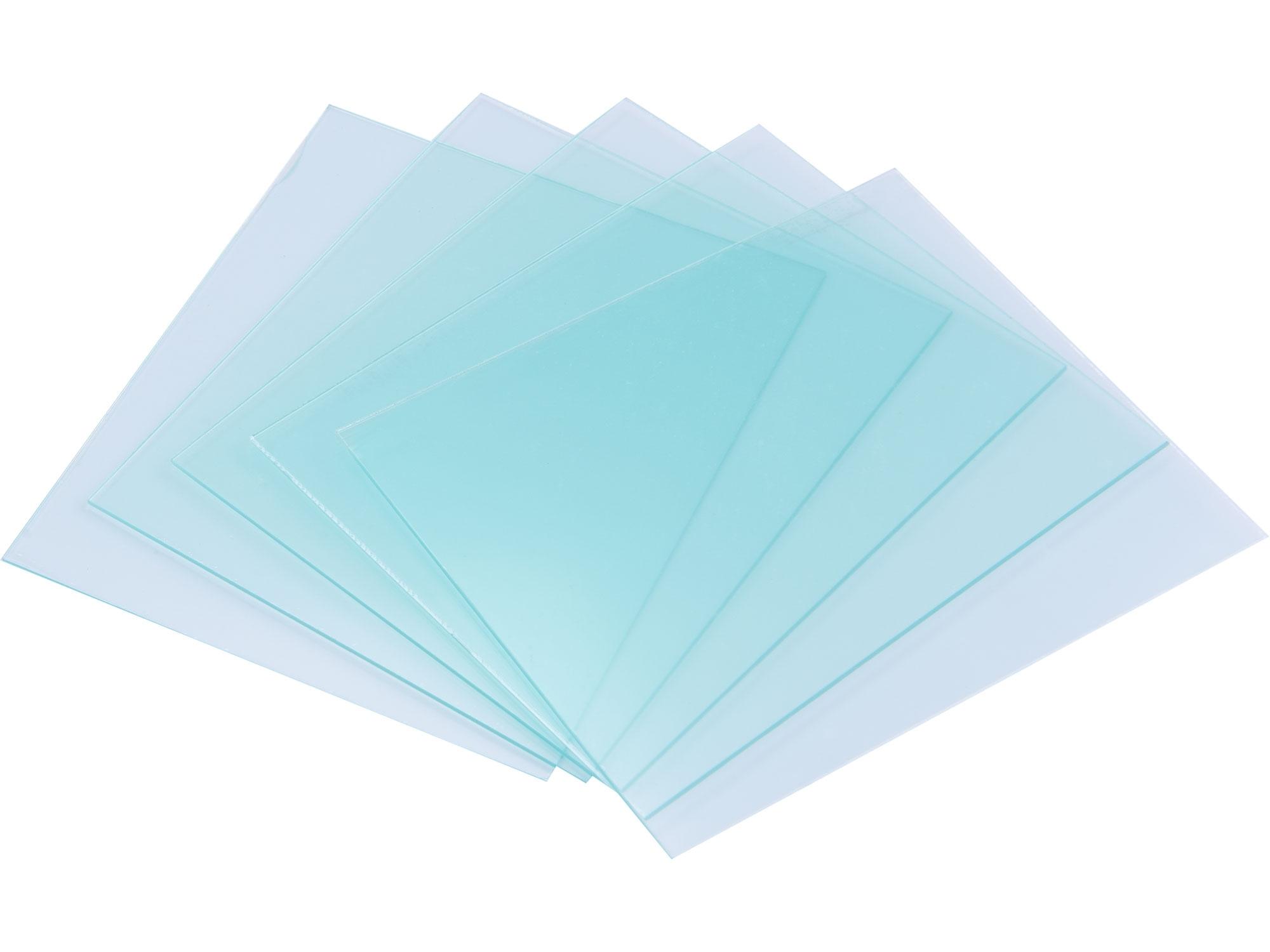 sklo ochranné pro svářecí kuklu, EXTOL CRAFT 97345A