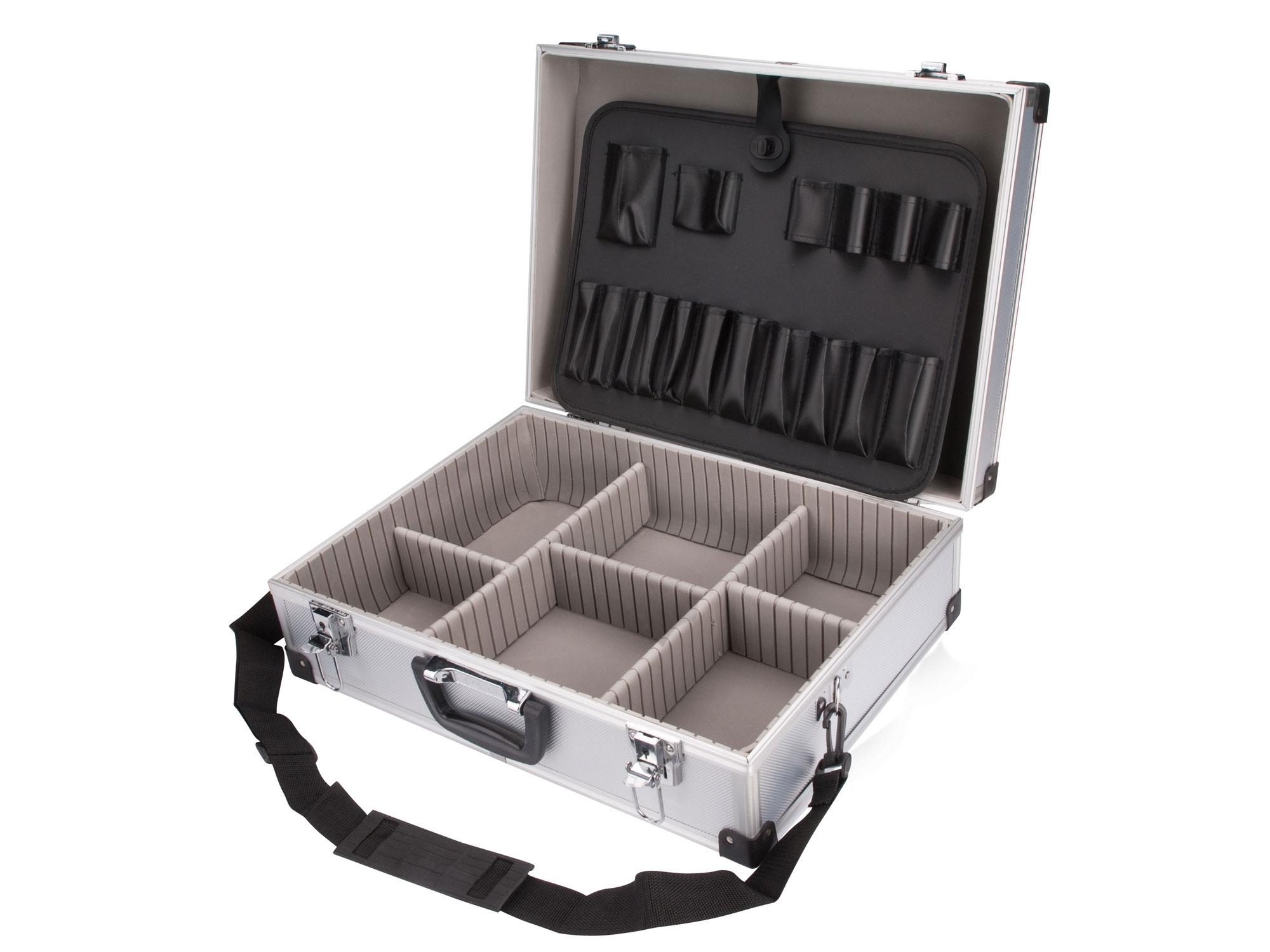 kufřík na nářadí, 460x330x150mm