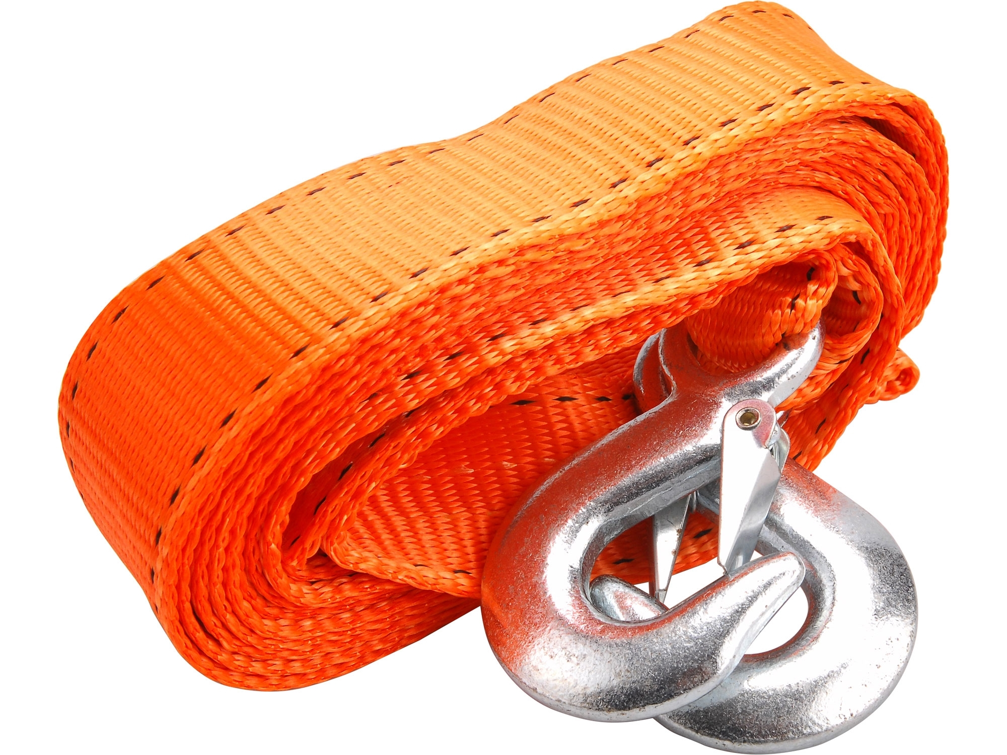 lano tažné - popruh s háky, 4m x 50mm, max. tažnost - 2800kg