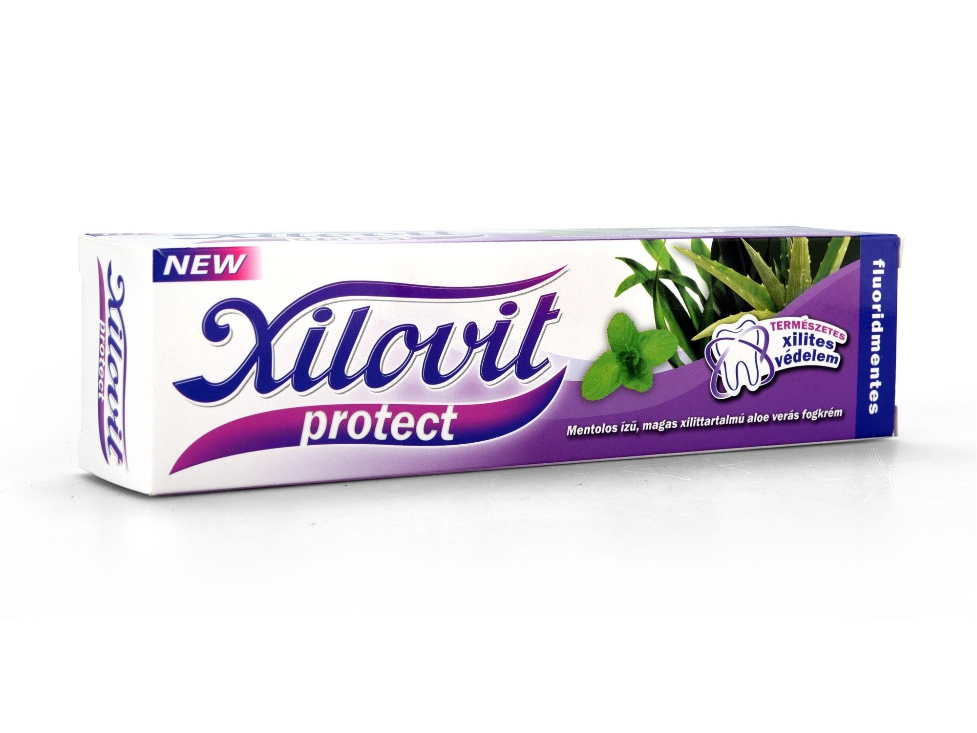 mátová zubní pasta s aloe vera a xylitolem 100ml