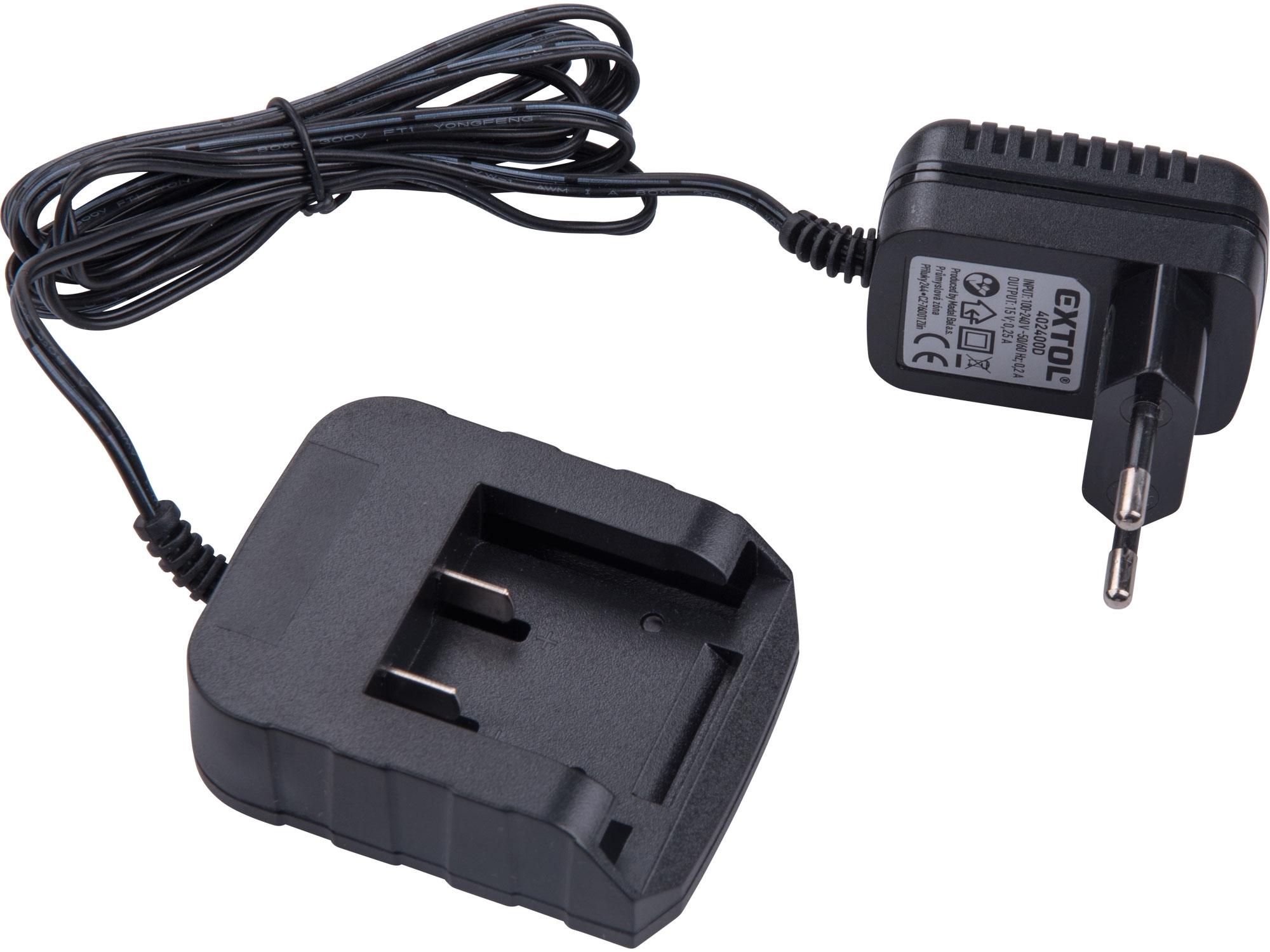 nabíječka, pro 12V Li-ion baterie