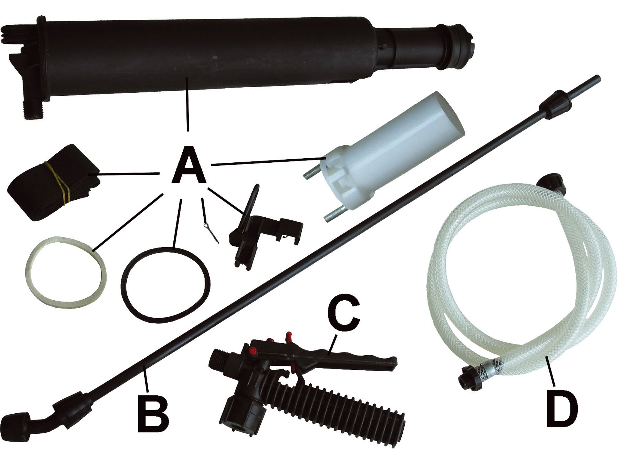 náhradní díl pumpa pro 92604 a 92605
