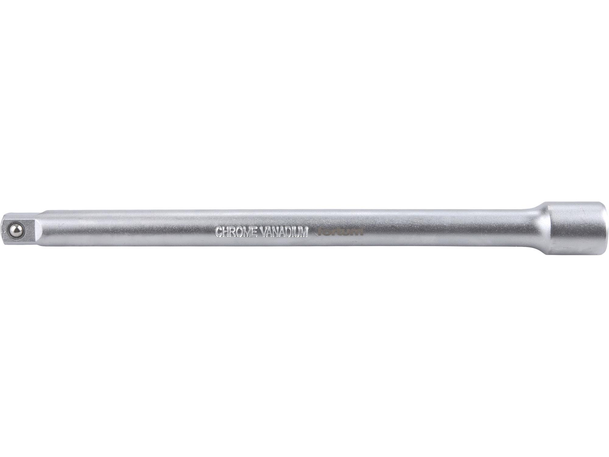 """nástavec prodlužovací, 1/2"""", L 250mm, FORTUM 4700907"""