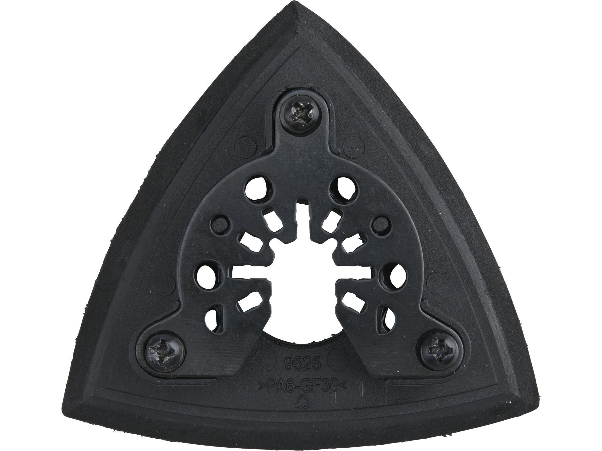 nosič brusných výseků delta, 90mm, suchý zip, EVA, EXTOL PREMIUM 8803865