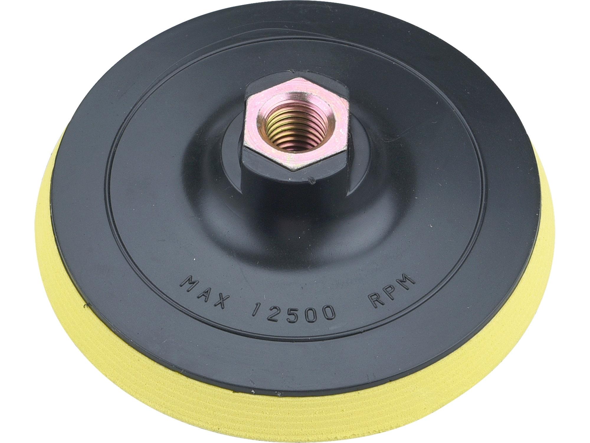 nosič brusných výseků - M14, suchý zip, 115mm 108526
