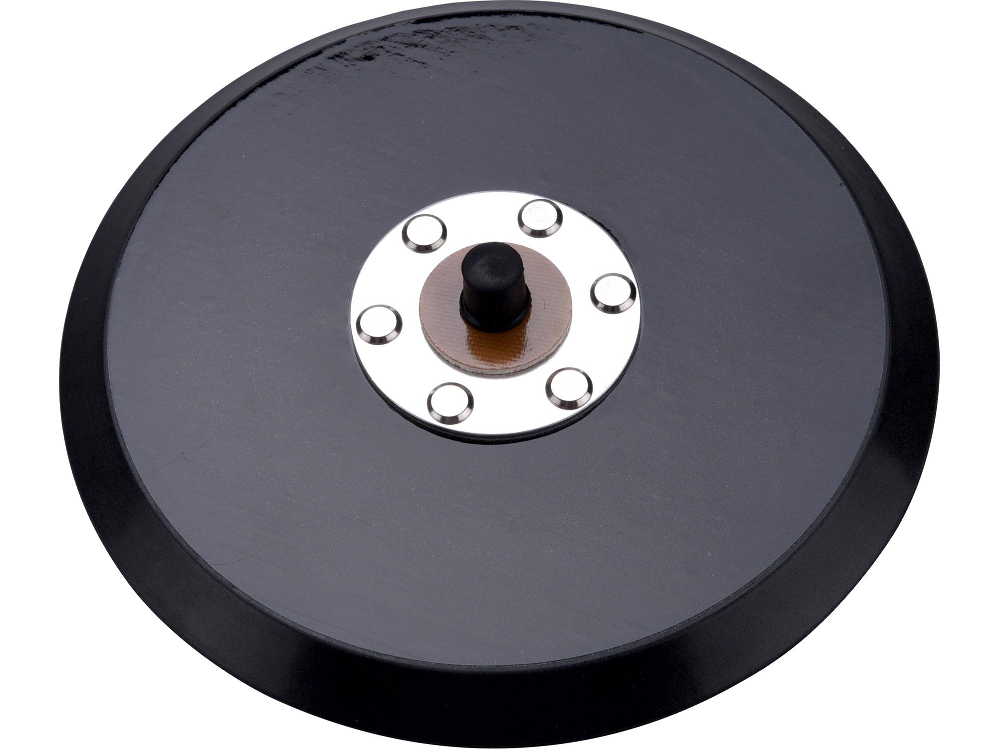 nosič leštících kotoučů, suchý zip, O150mm, EXTOL PREMIUM 8892510A