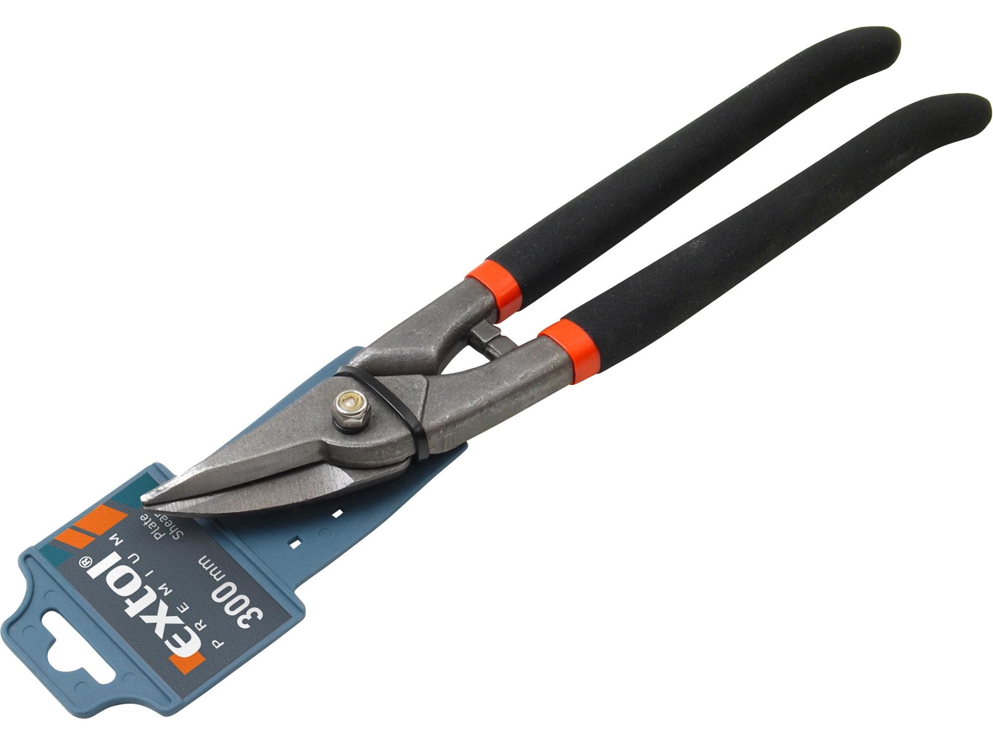 nůžky na plech, 300mm
