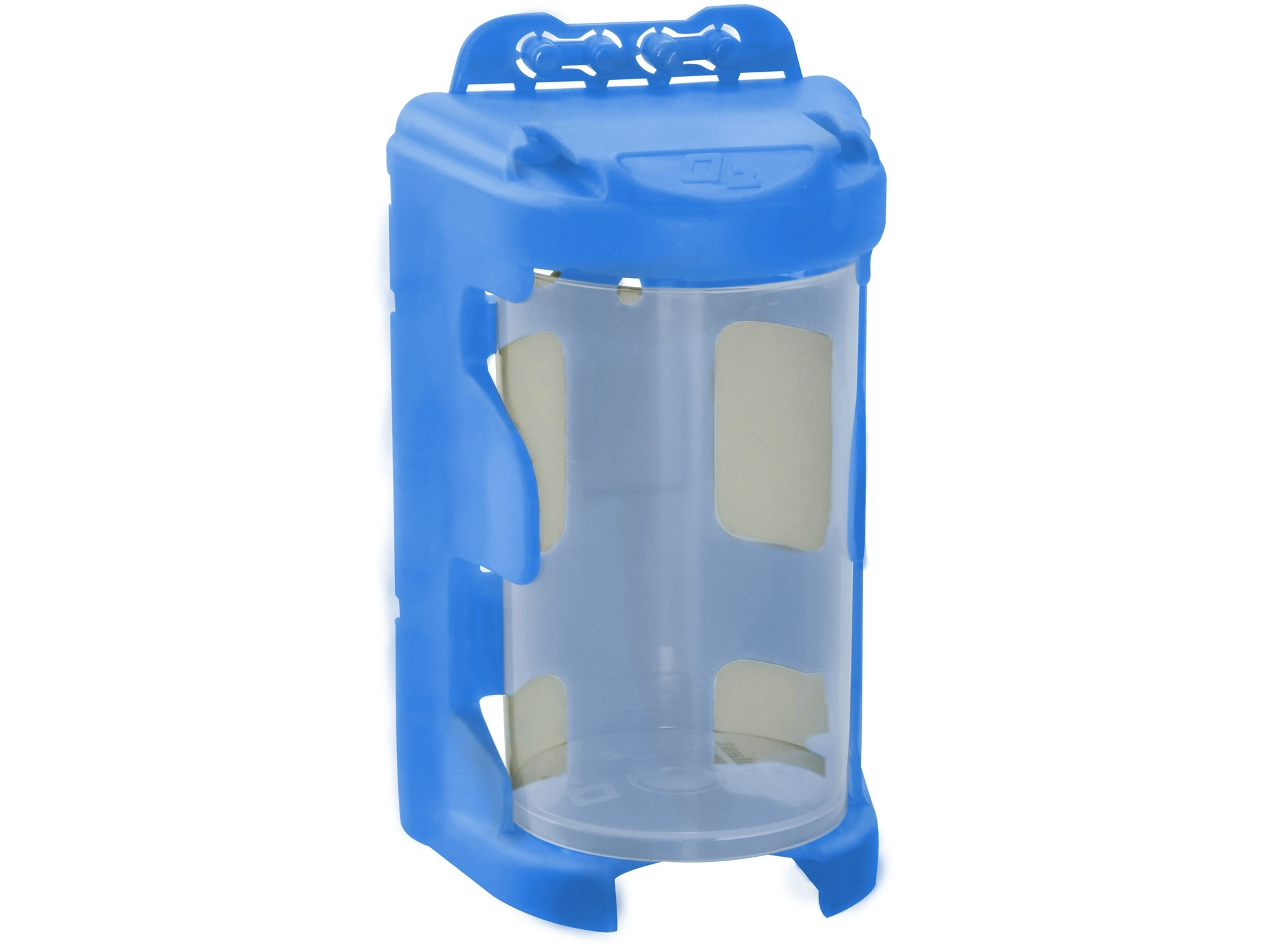 organizér modul. závěsný - modrý, 210ml (60 x 92mm), PP 78912