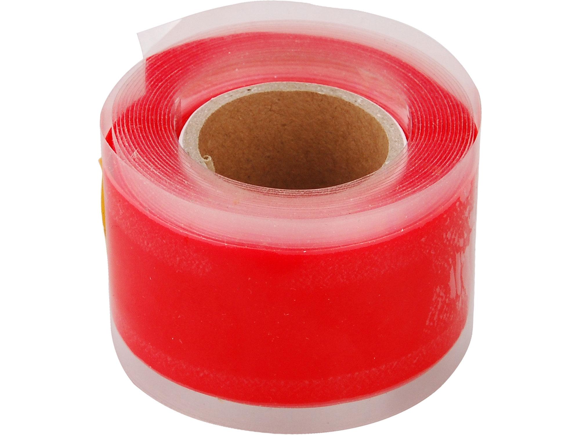 páska silikonová samofixační, 25mm x 3,3m, EXTOL PREMIUM 8856200