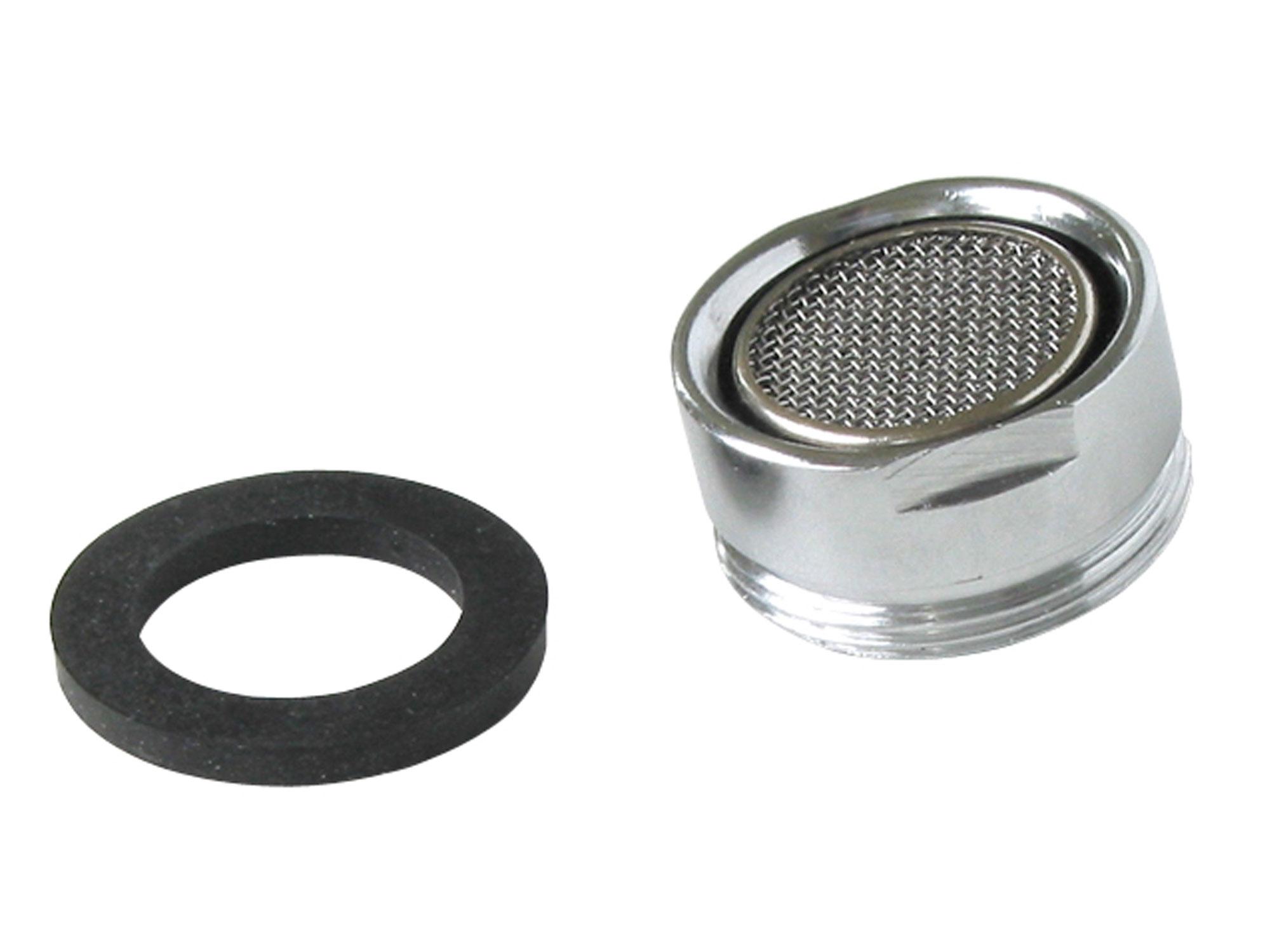 perlátor pro ramínko, M24, chrom, BALLETTO 81078