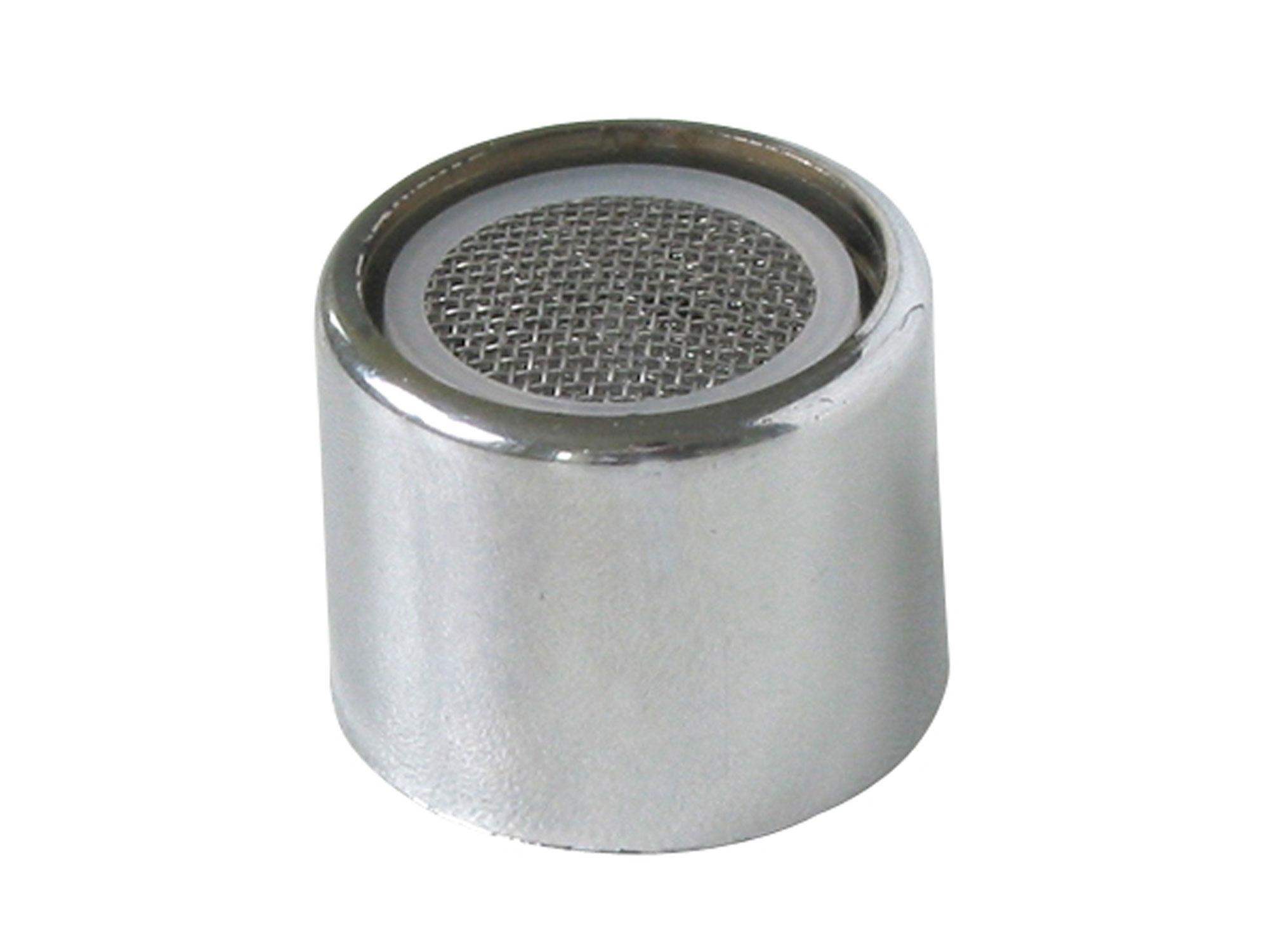 perlátor pro S-zakřivené ramínko, M24, chrom, BALLETTO 81079