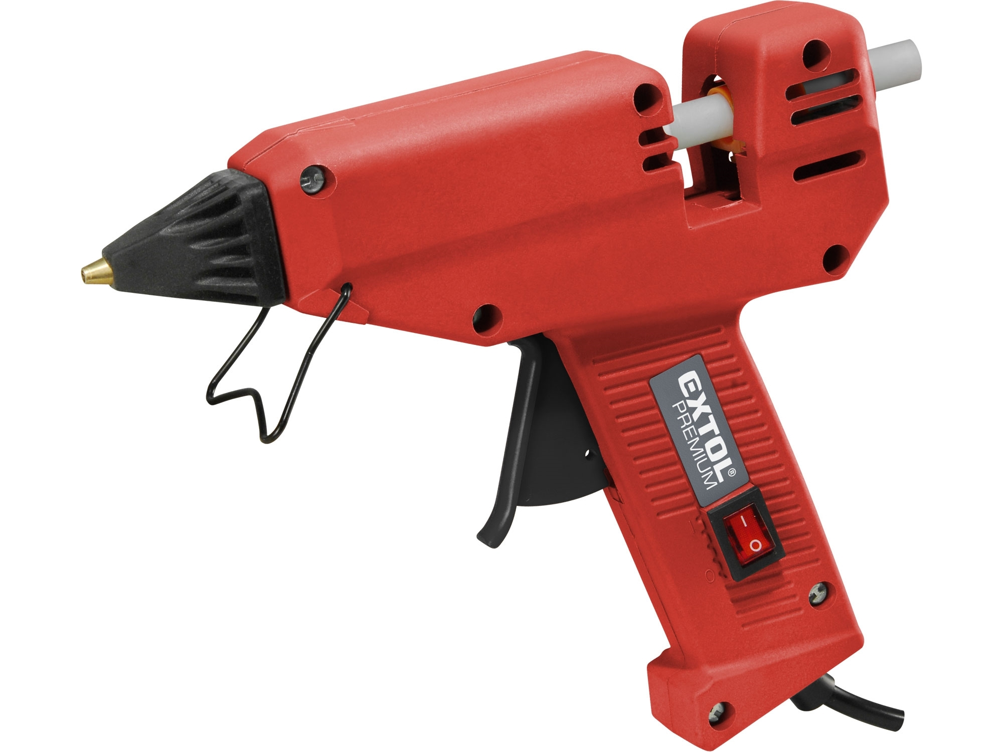 pistole tavná lepící, 180W, EXTOL PREMIUM, GG 180 E 8899002