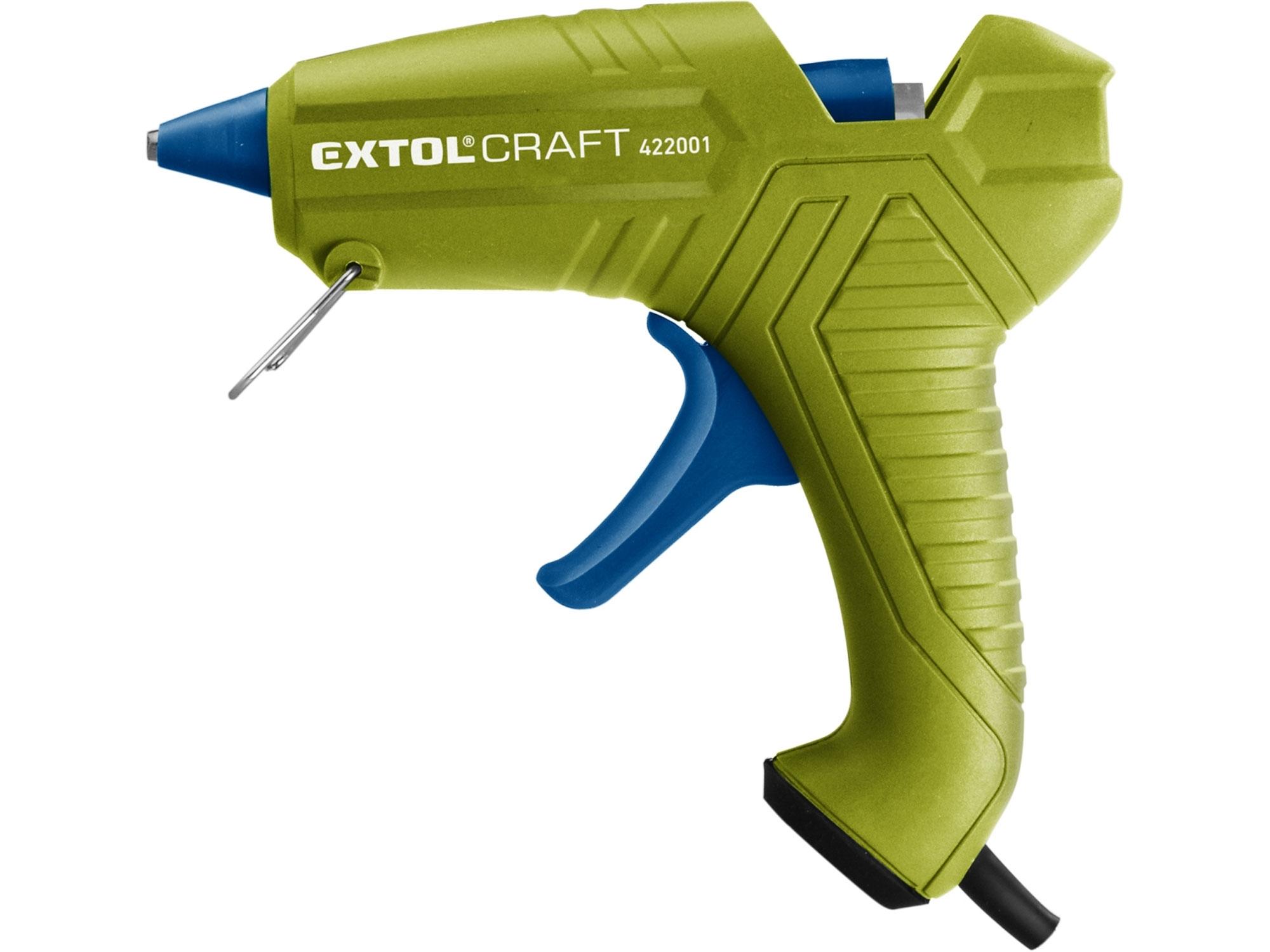 pistole tavná lepící, ?11mm, 40W, EXTOL CRAFT, 422001 422001