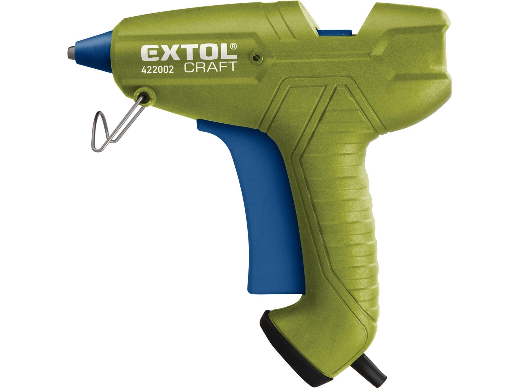 pistole tavná lepící, ?11mm, 65W, EXTOL CRAFT, 422002 422002